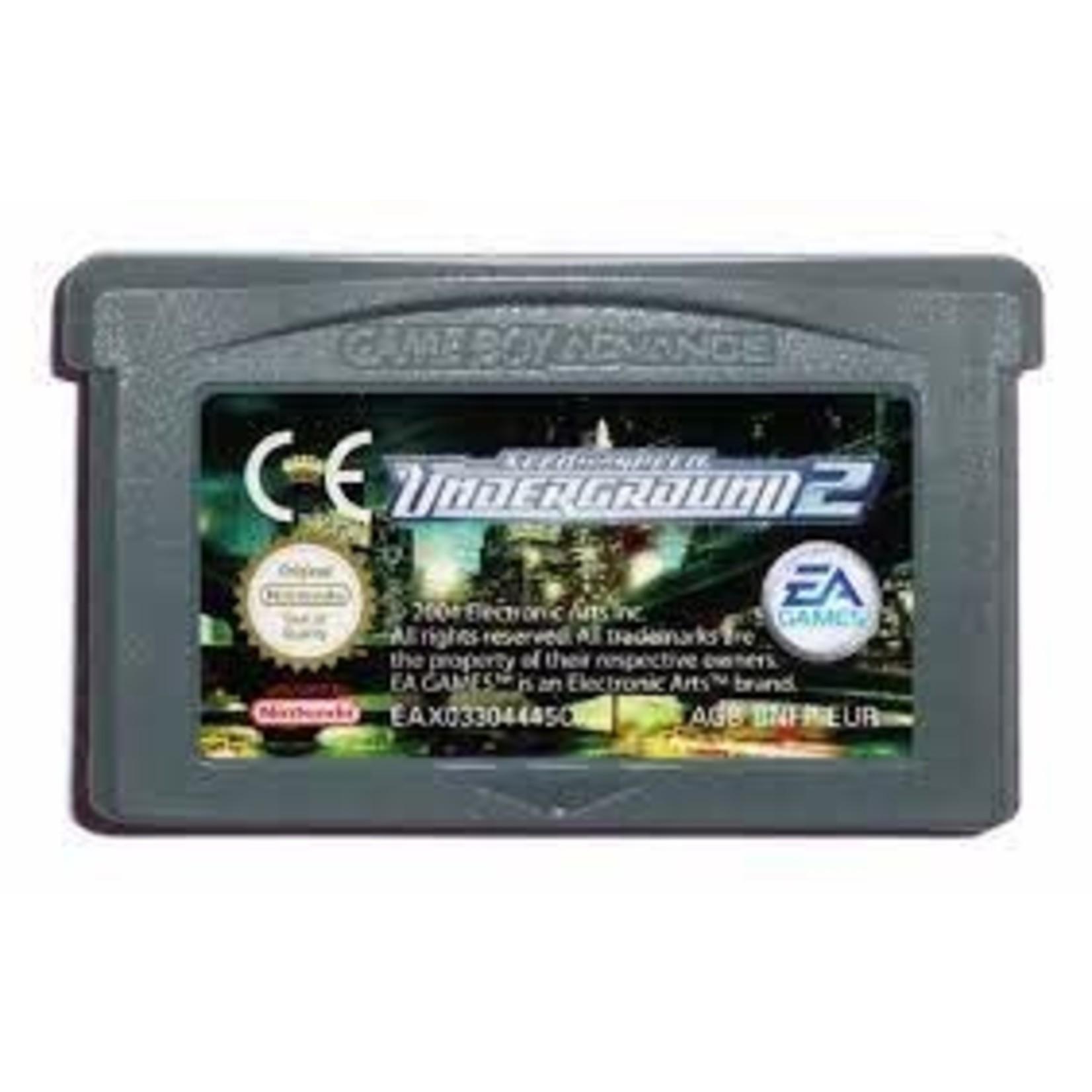 gbau-Need for Speed Underground 2 (cartridge)