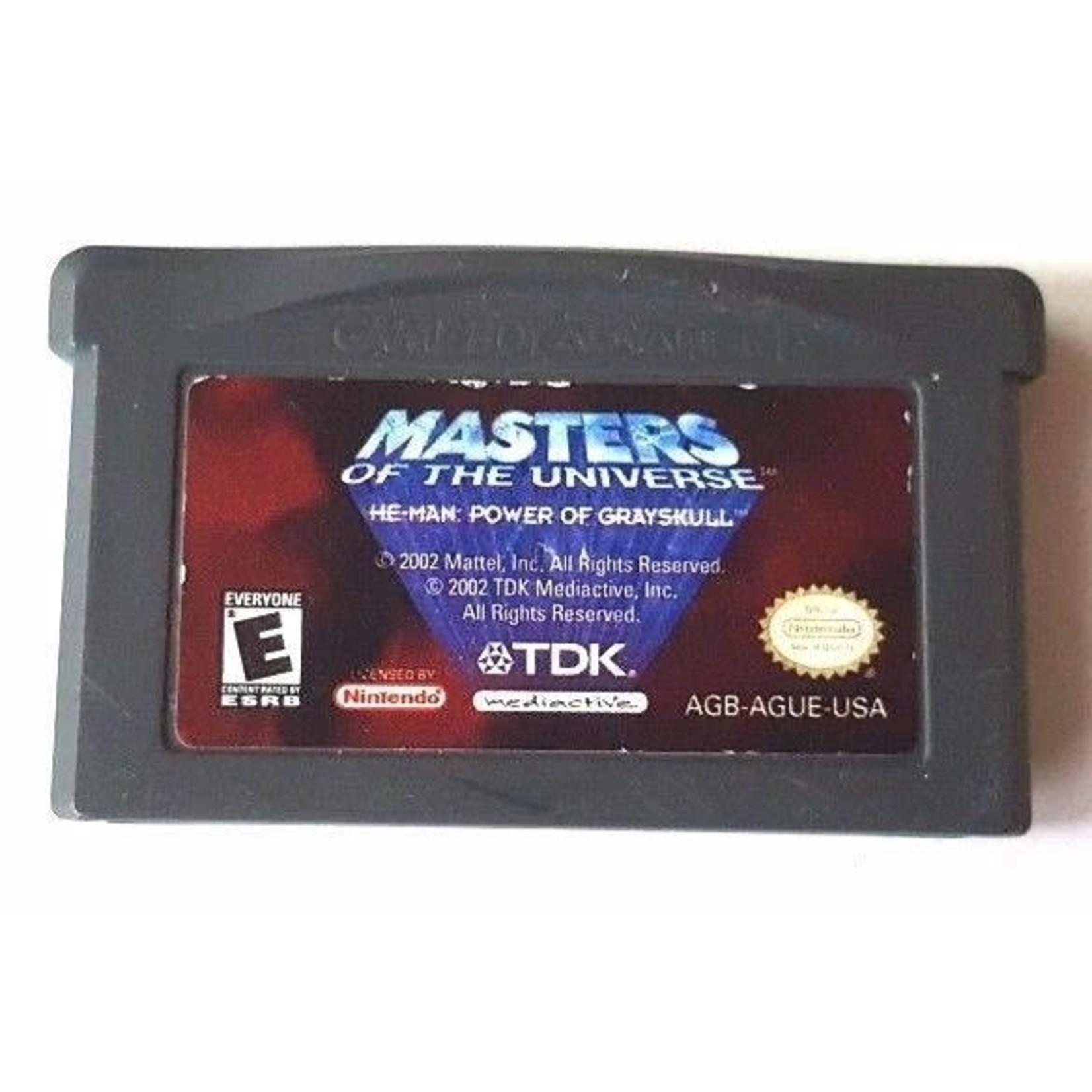 gbau-Masters of the Universe (cartridge)