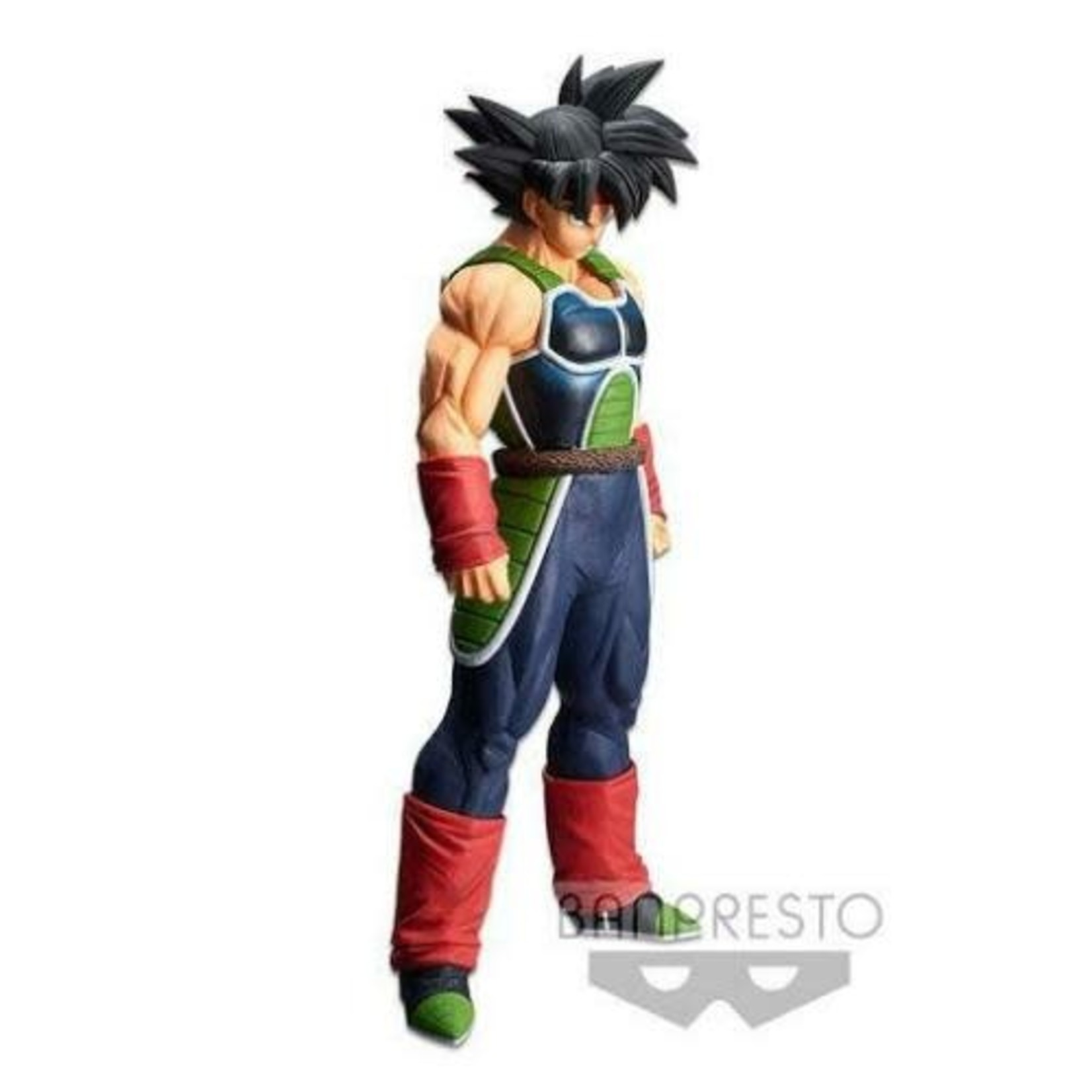 FIGURE-Dragon Ball Z Grandista nero Bardock