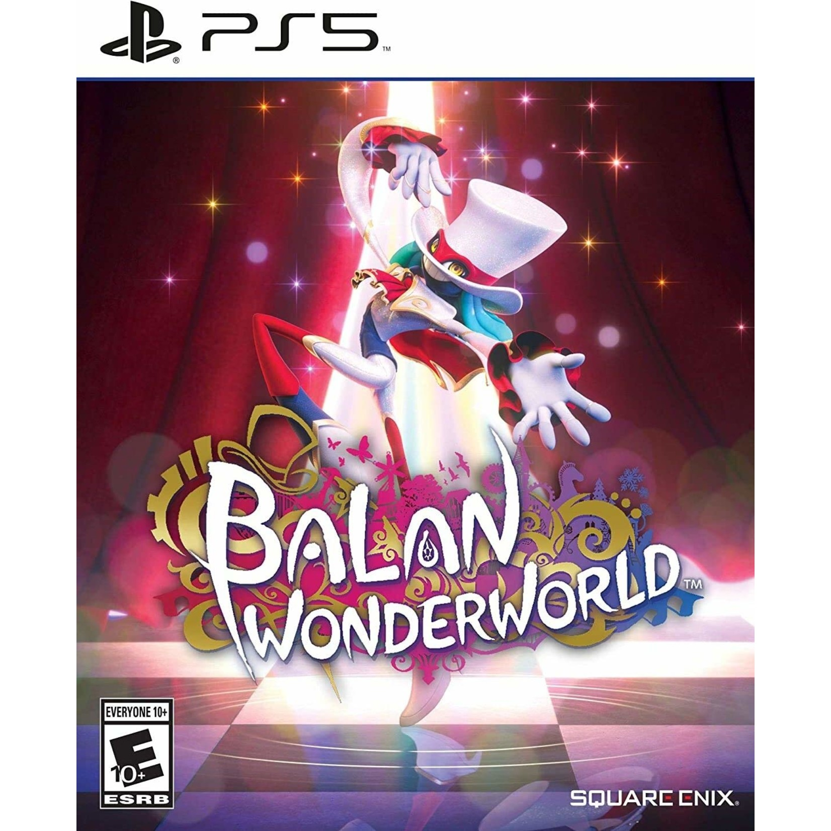 PS5U-Balan Wonderworld