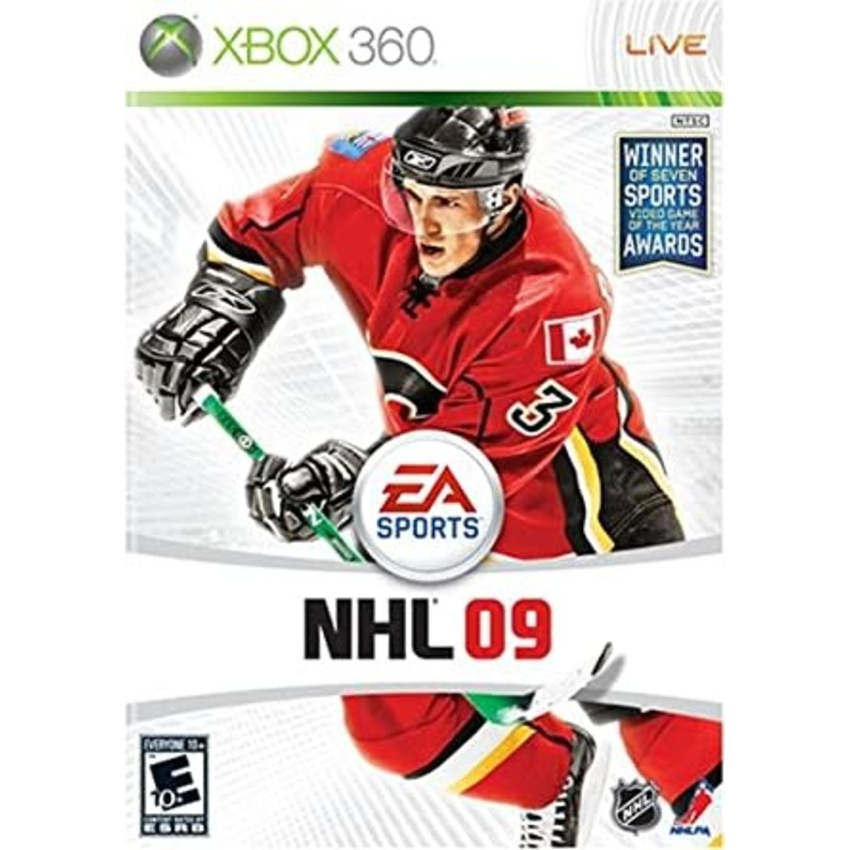 X3u-NHL 09