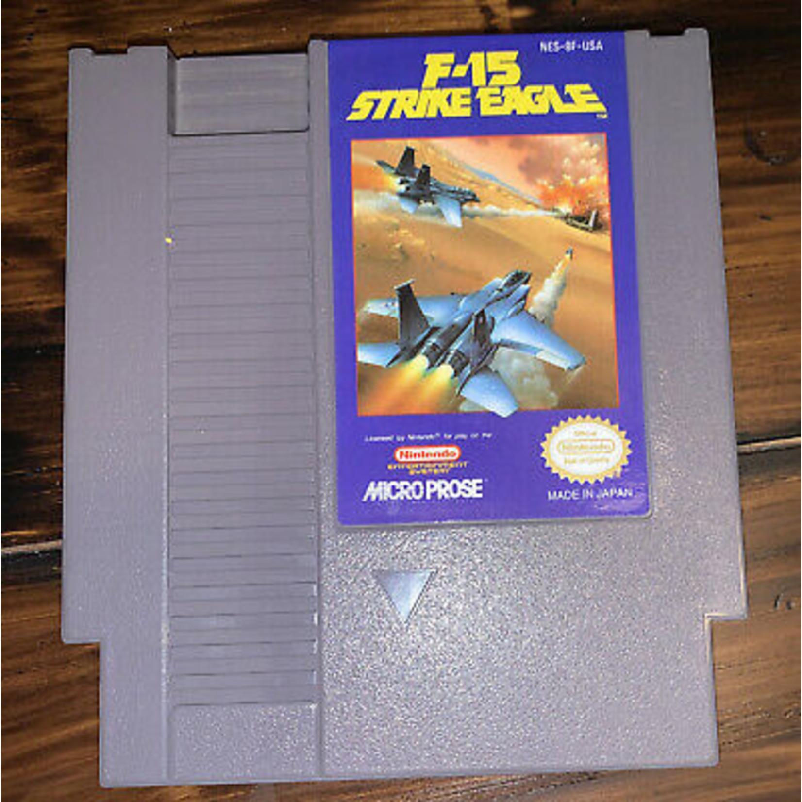 NESU-F-15 STRIKE EAGLE (CART)