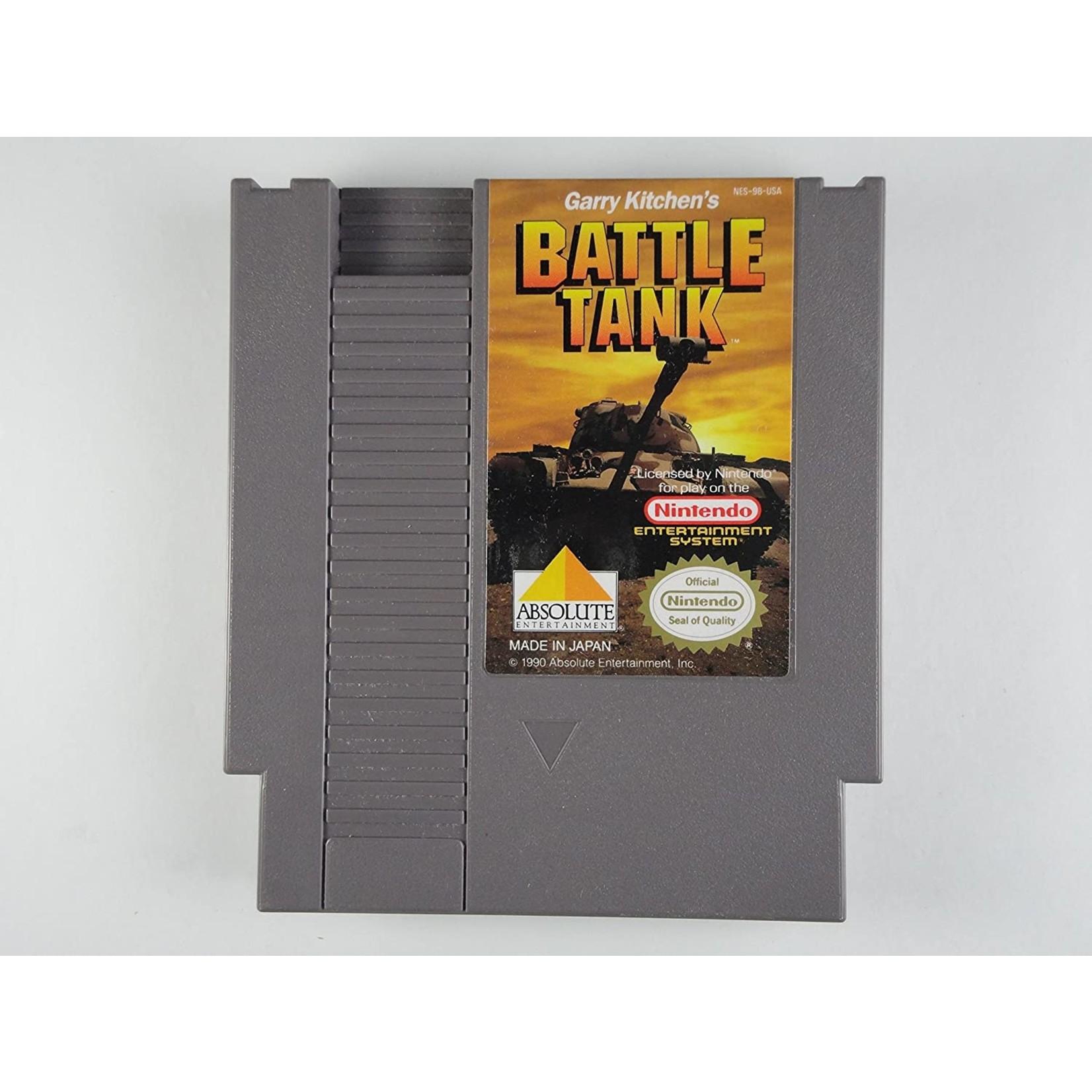 nesu-Battletank (cart only)