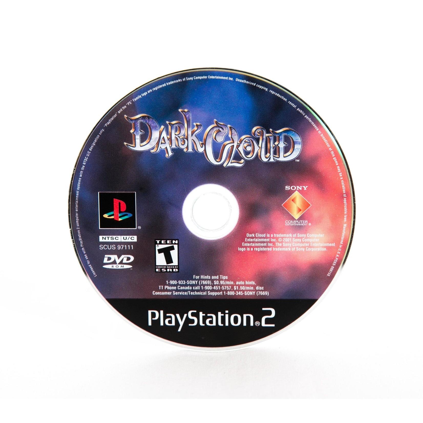 PS2U-Dark Cloud (DISC ONLY)