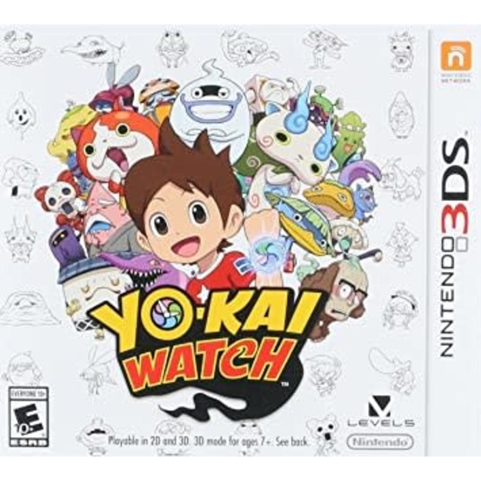 3DSU-YO KAI WATCH