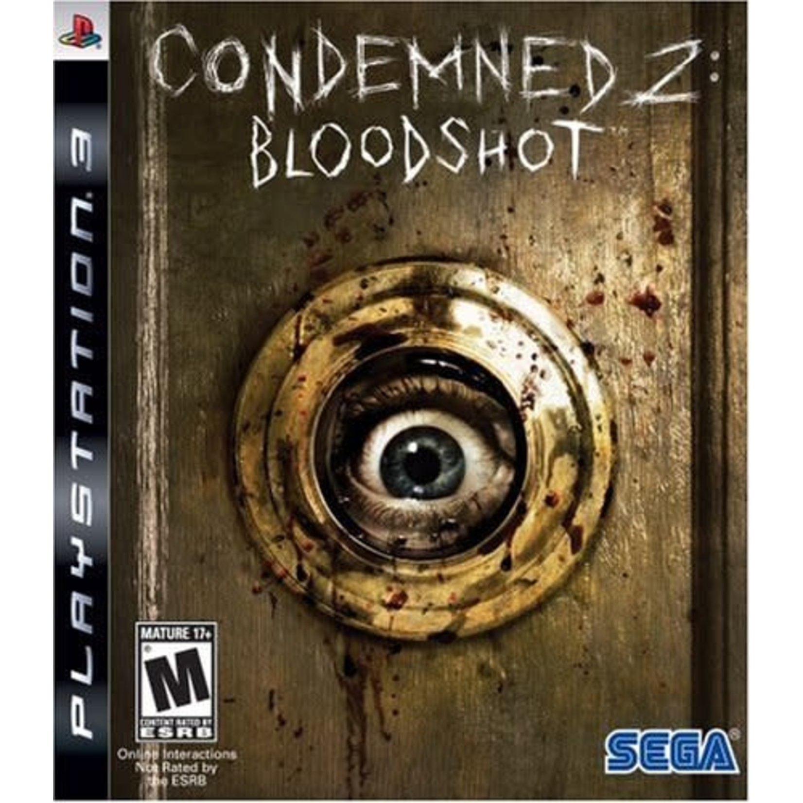 PS3U-CONDEMNED 2: BLOODSHOT
