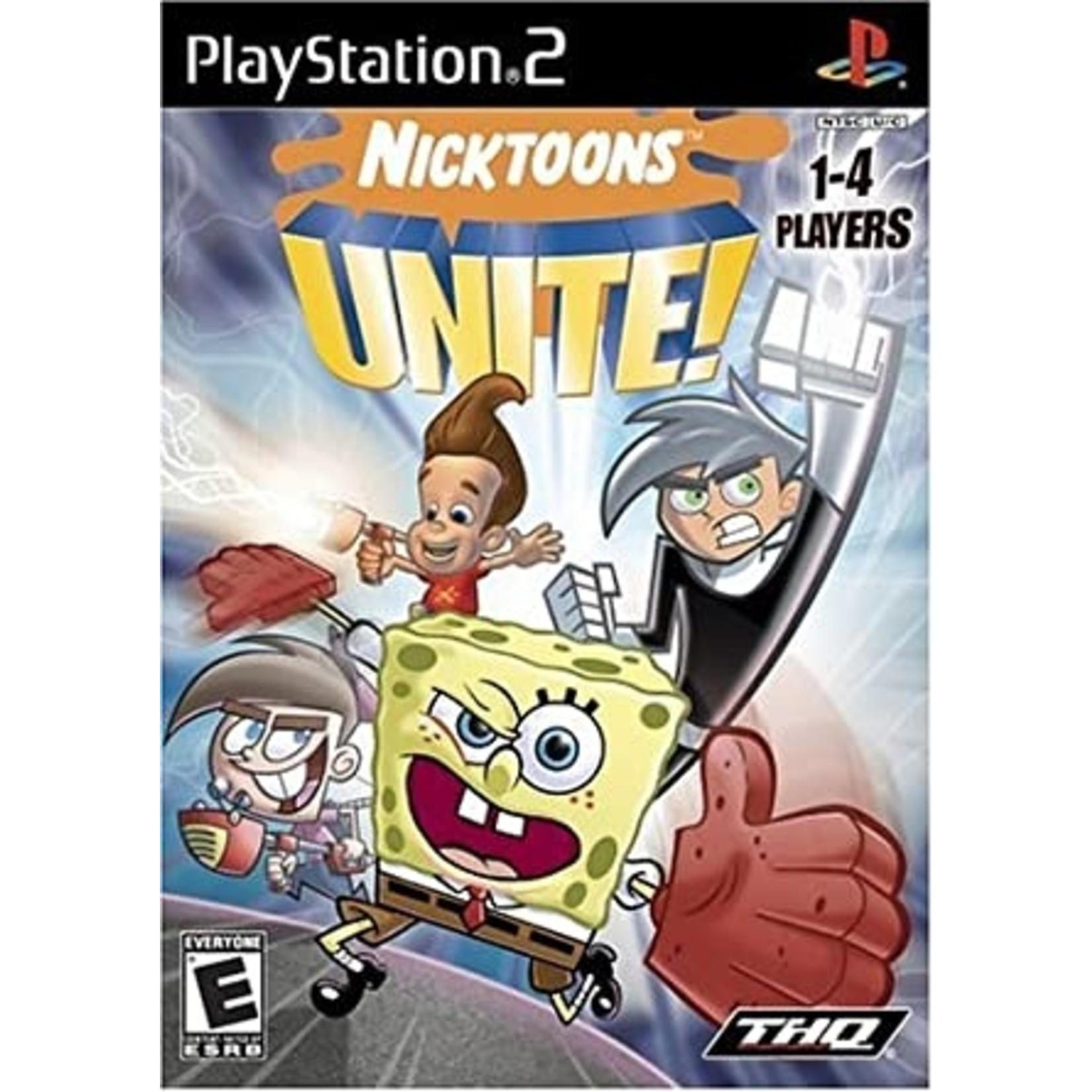 PS2U-Nicktoons Unite