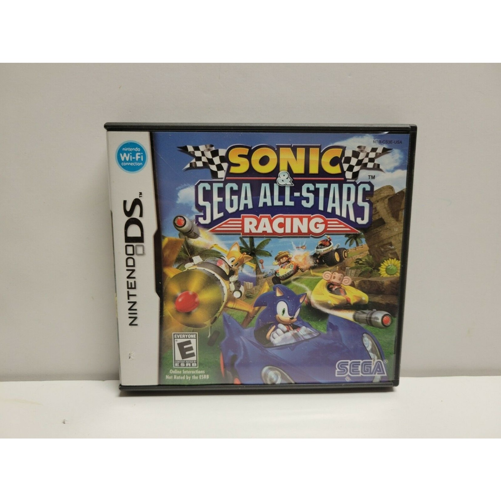DSU-Sonic & SEGA All-Stars Racing