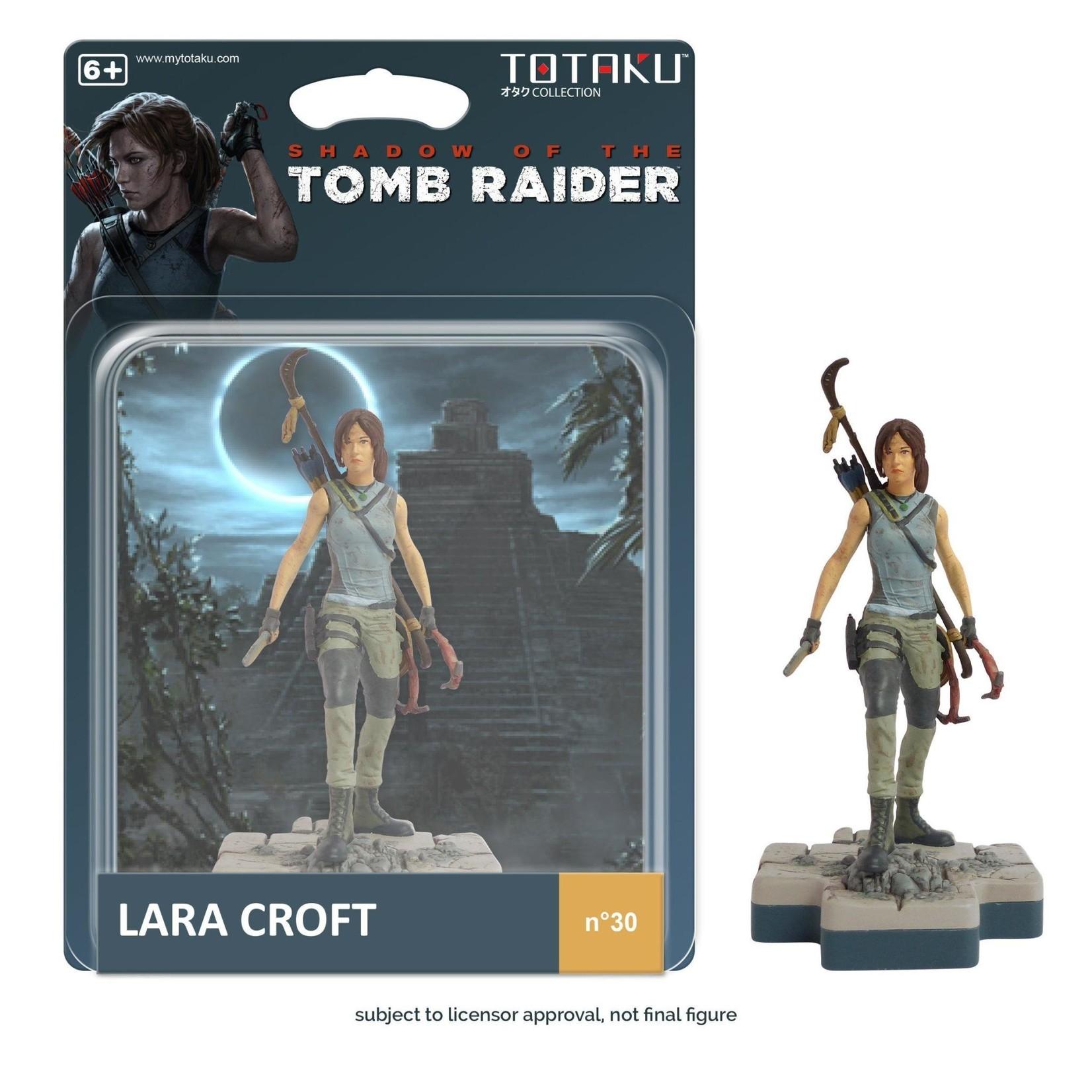 Figure-Totaku Lara Croft
