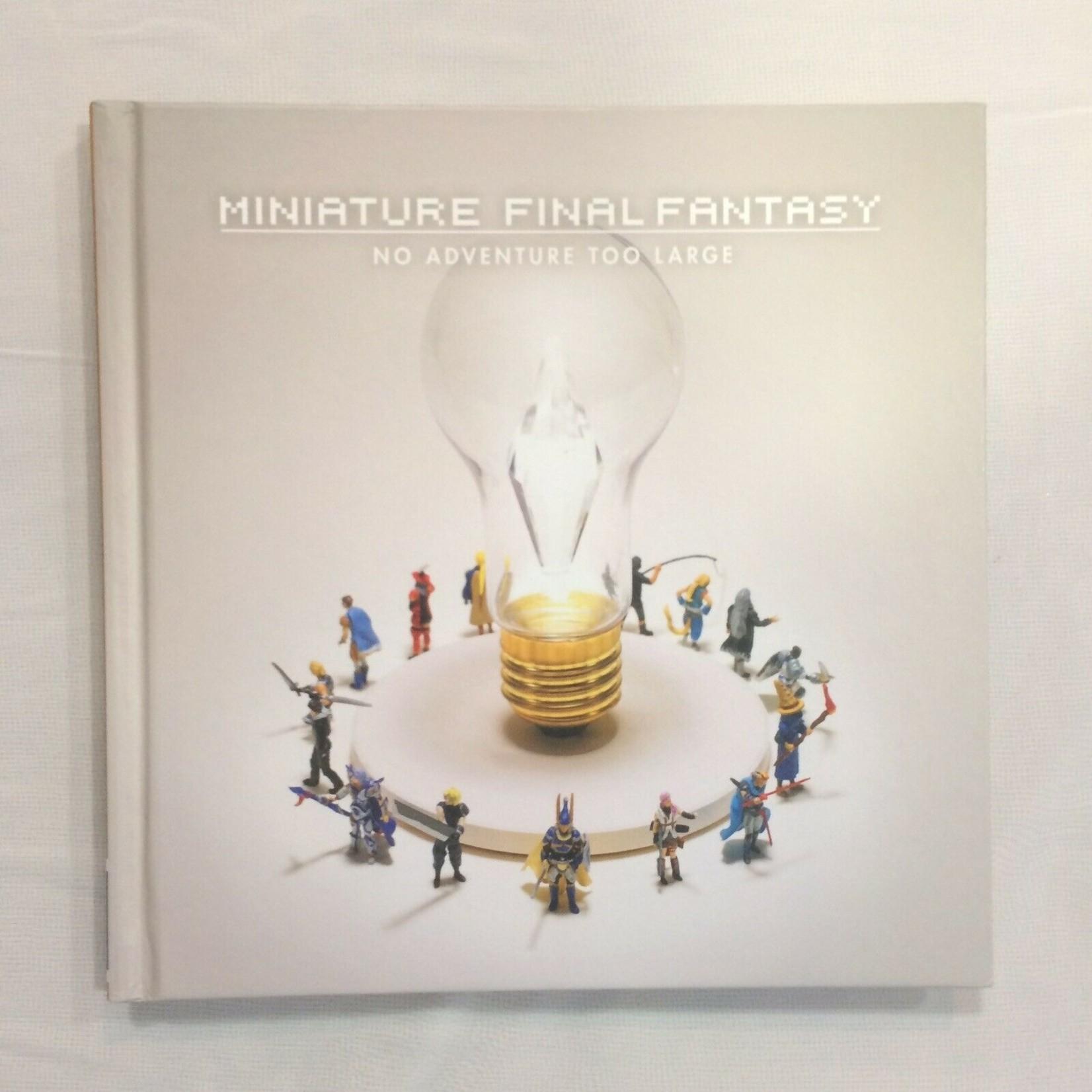 Miniature Final Fantasy no adventure to large