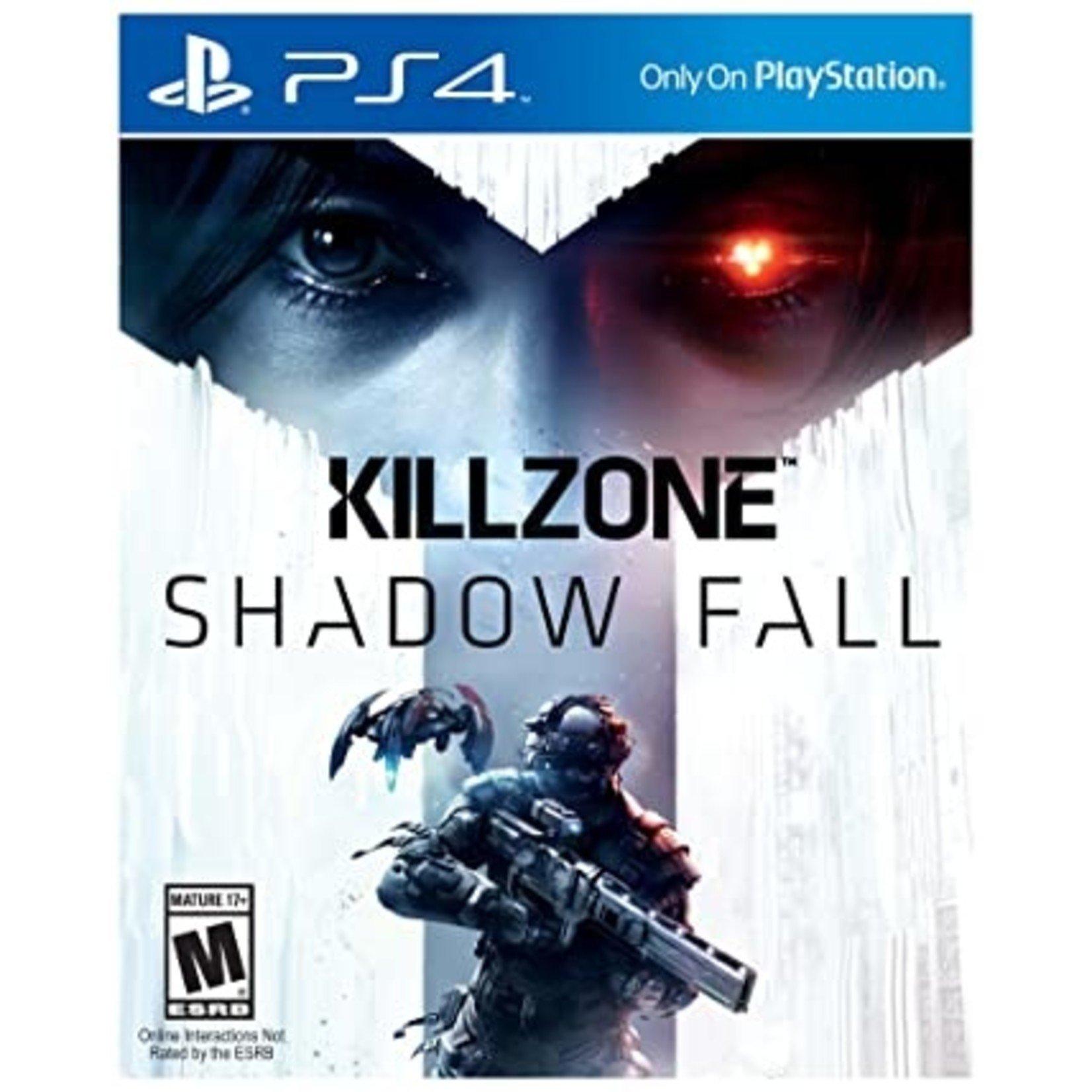 PS4:Killzone: Shadow Fall