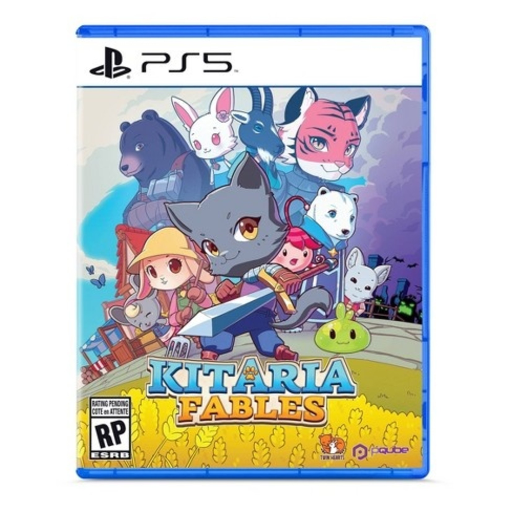 PS5-KitAria Fables