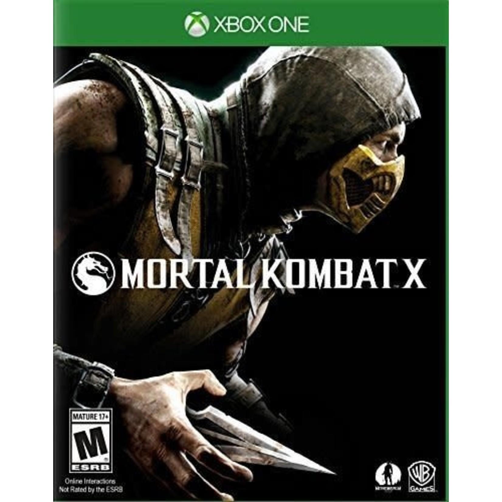 XB1-Mortal Kombat X