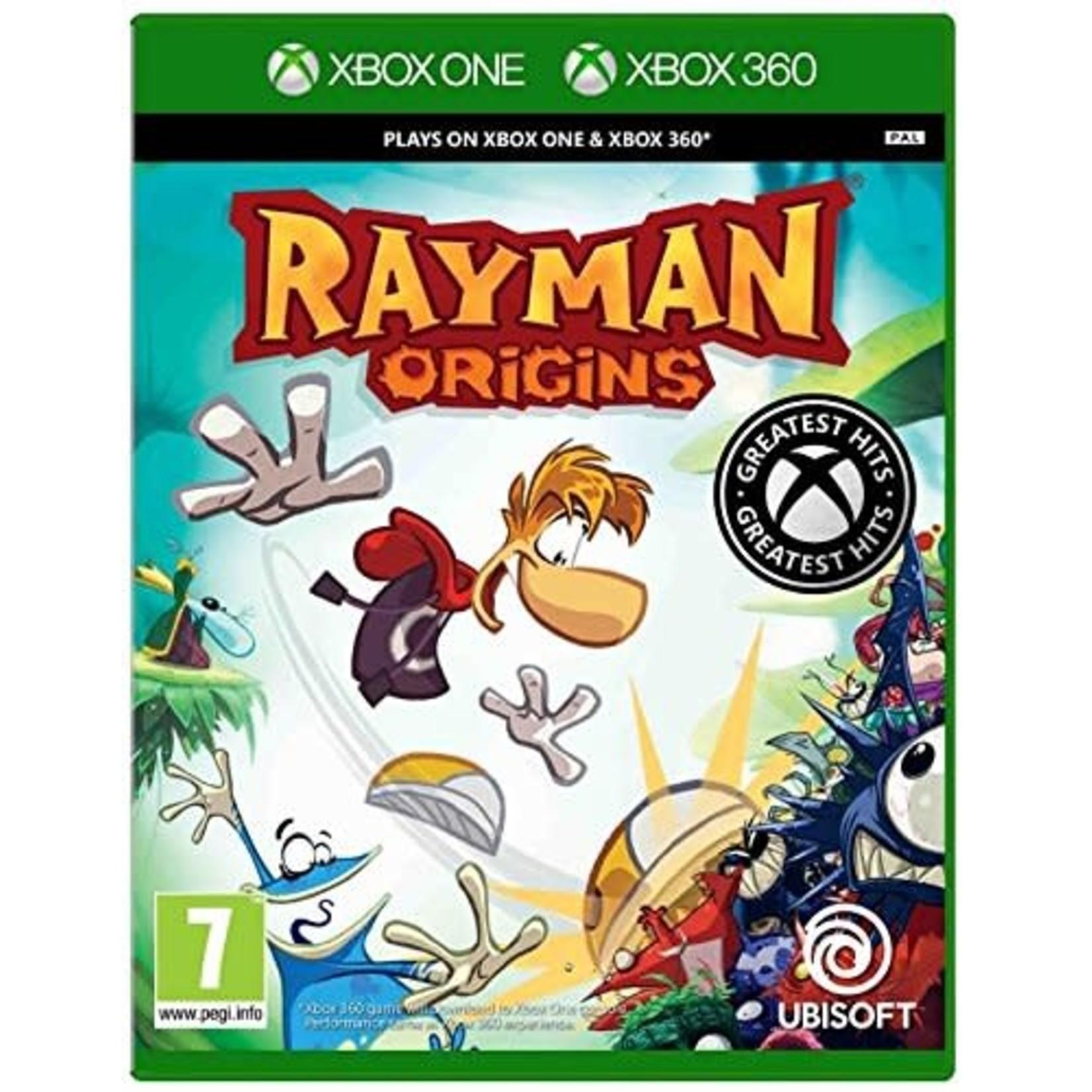 XB1-Rayman Origins