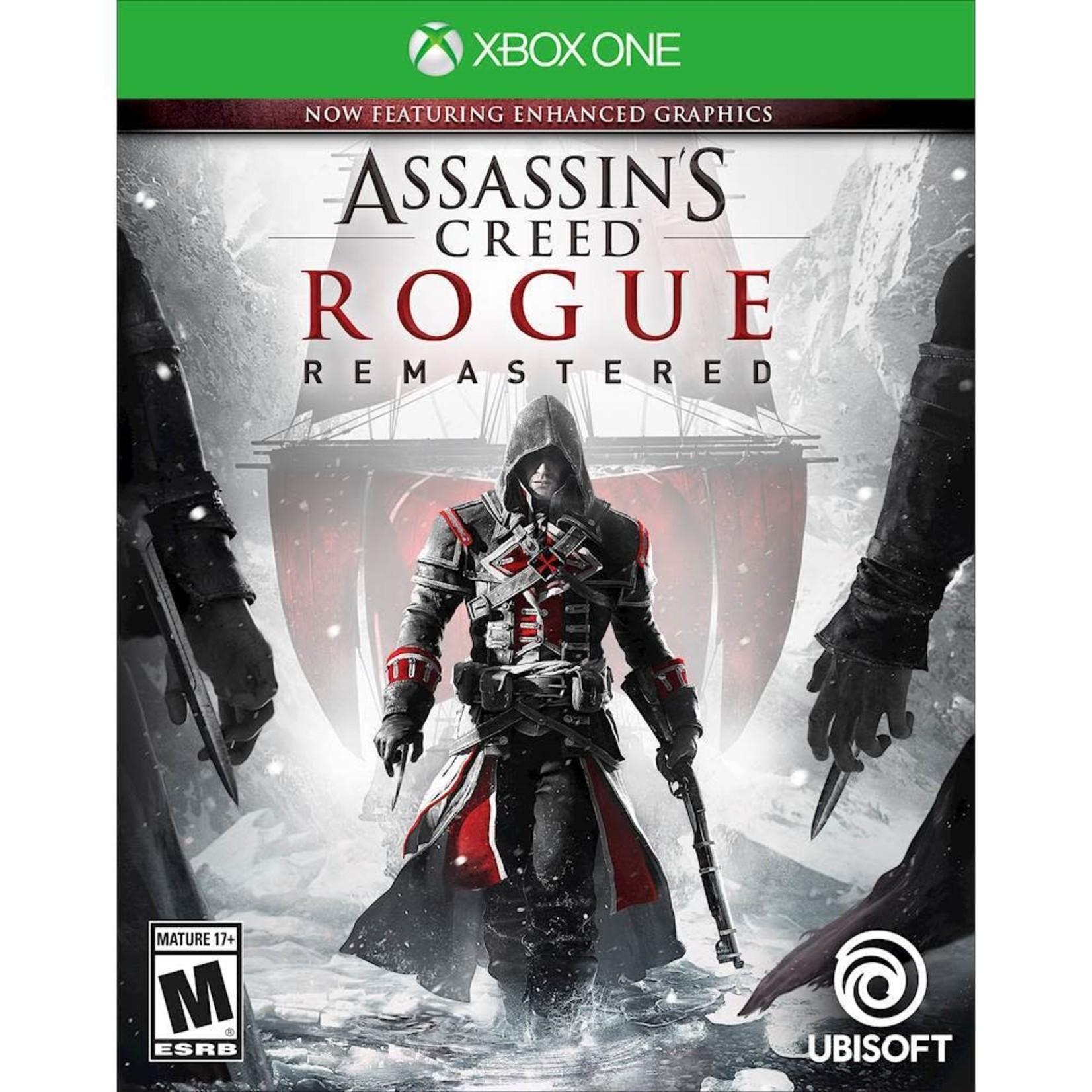 XB1-Assassin Creed Rogue