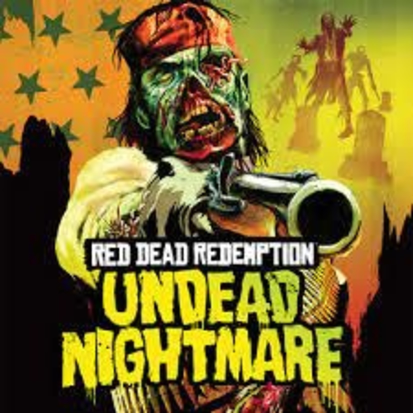XB1-Red Dead Undead Nightmare