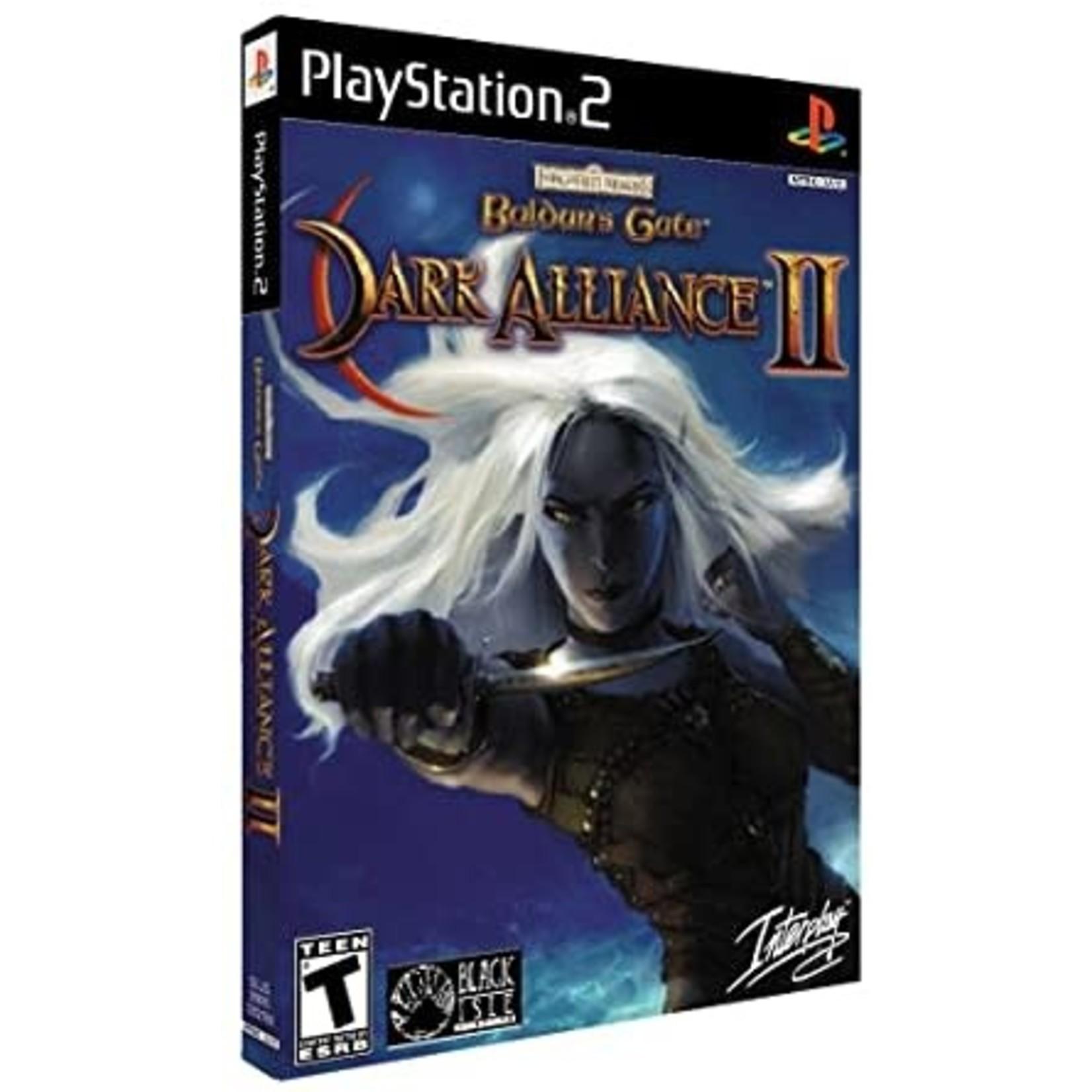 PS2U-Baldur's Gate Dark Alliance II
