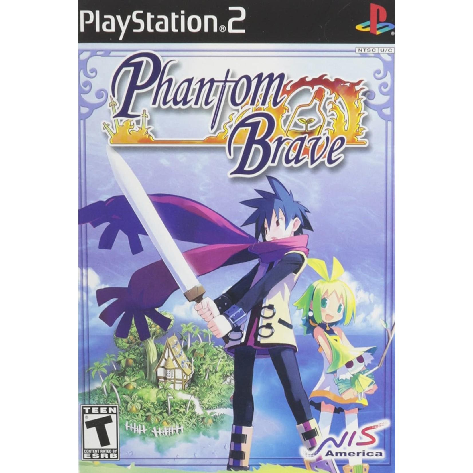 PS2U-Phantom Brave