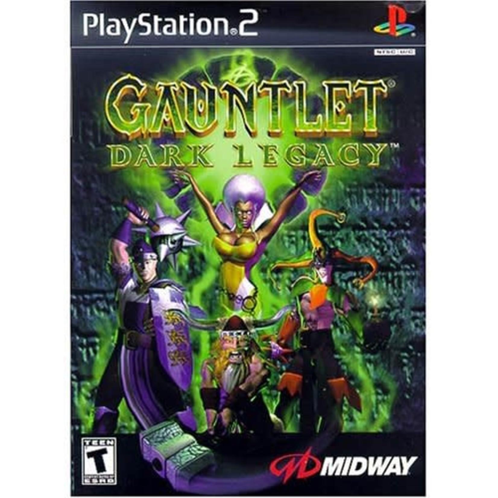 ps2u-Gauntlet Dark Legacy