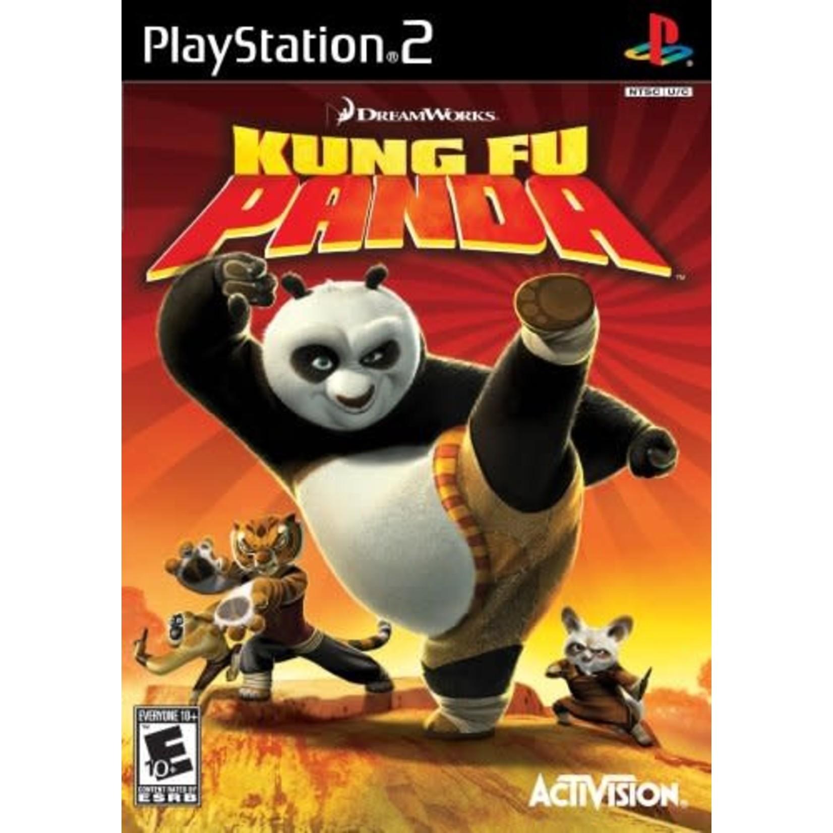 PS2U-Kung Fu Panda