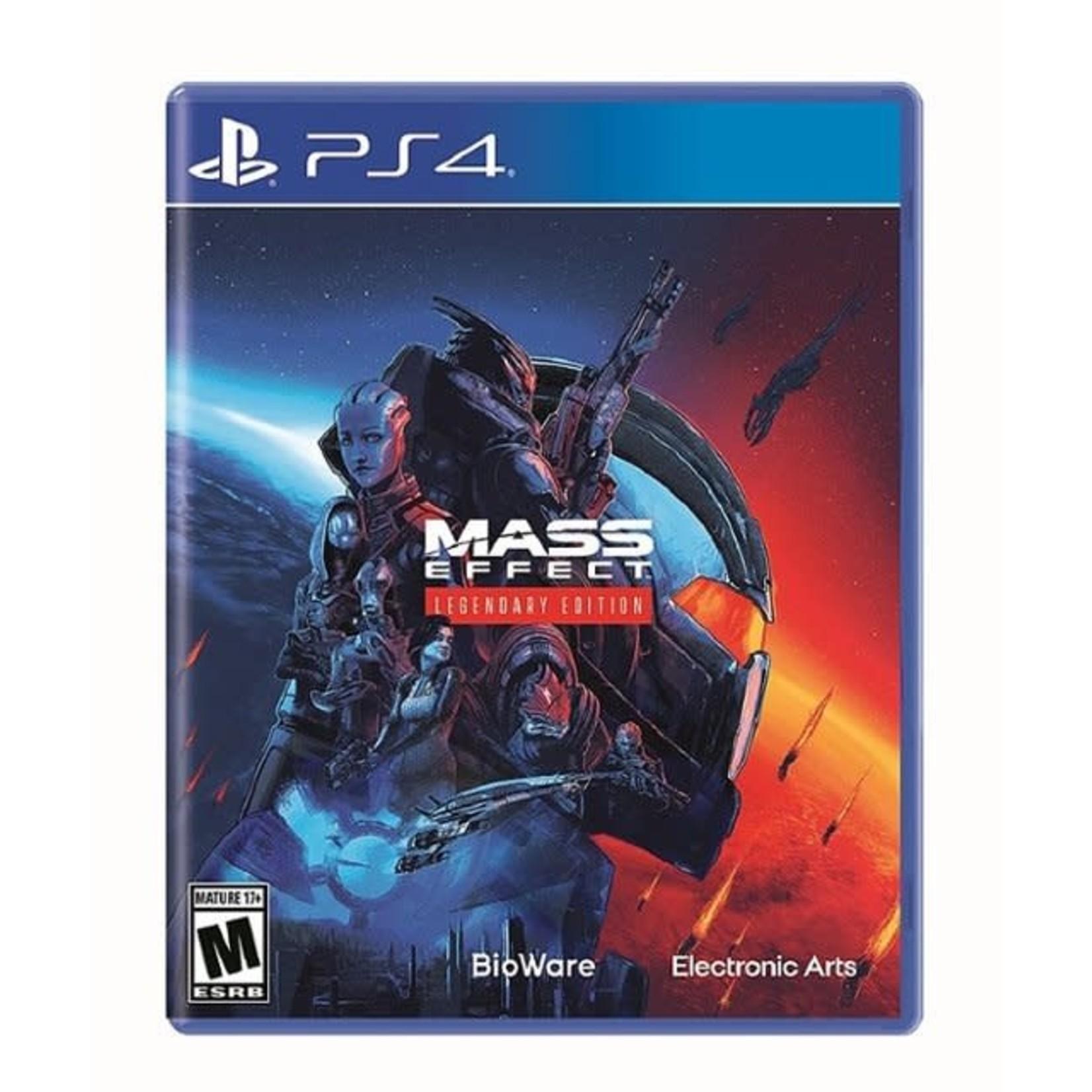 PS4U-Mass Effect Legendary