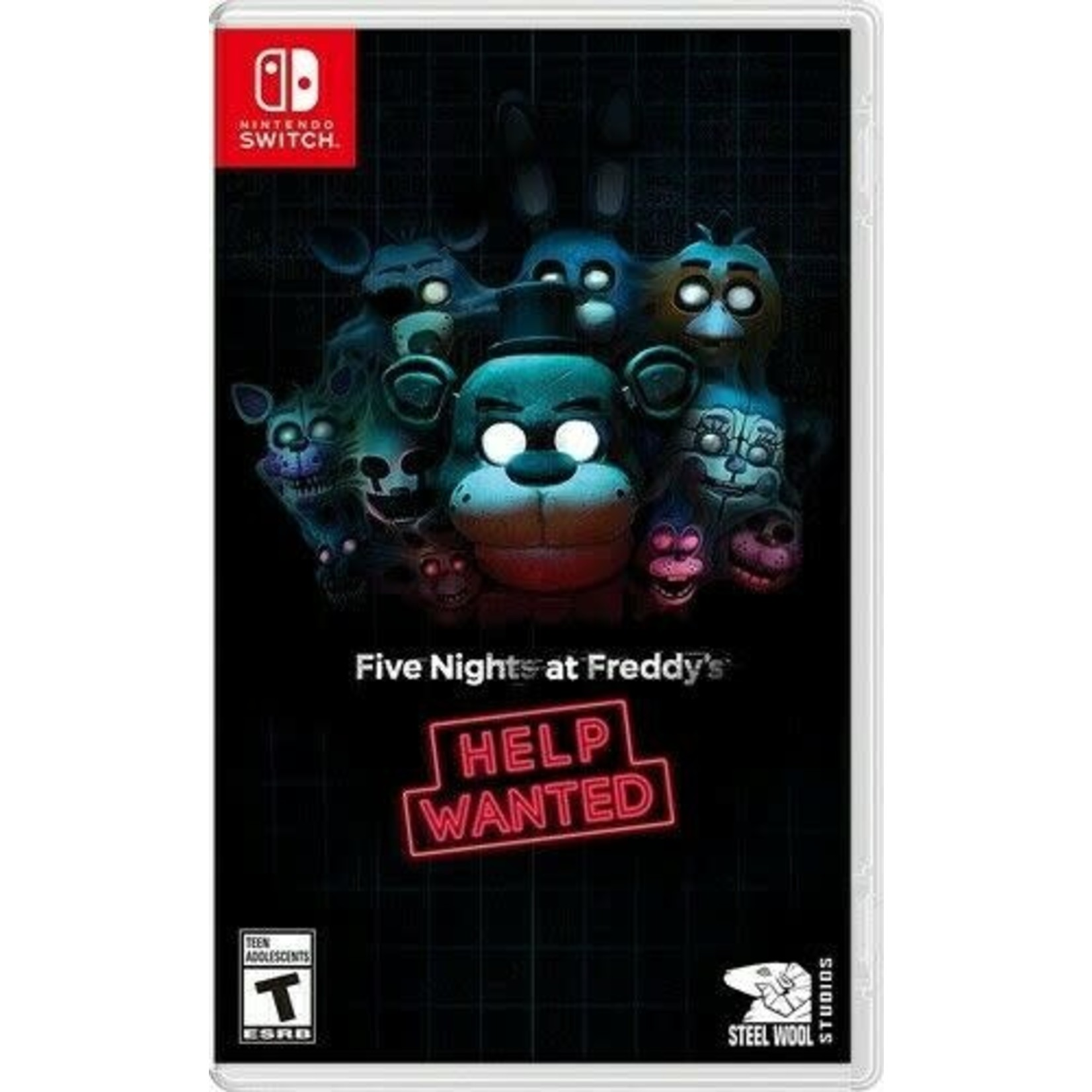 switchu-Five Nights at Freddy's Help Wanted