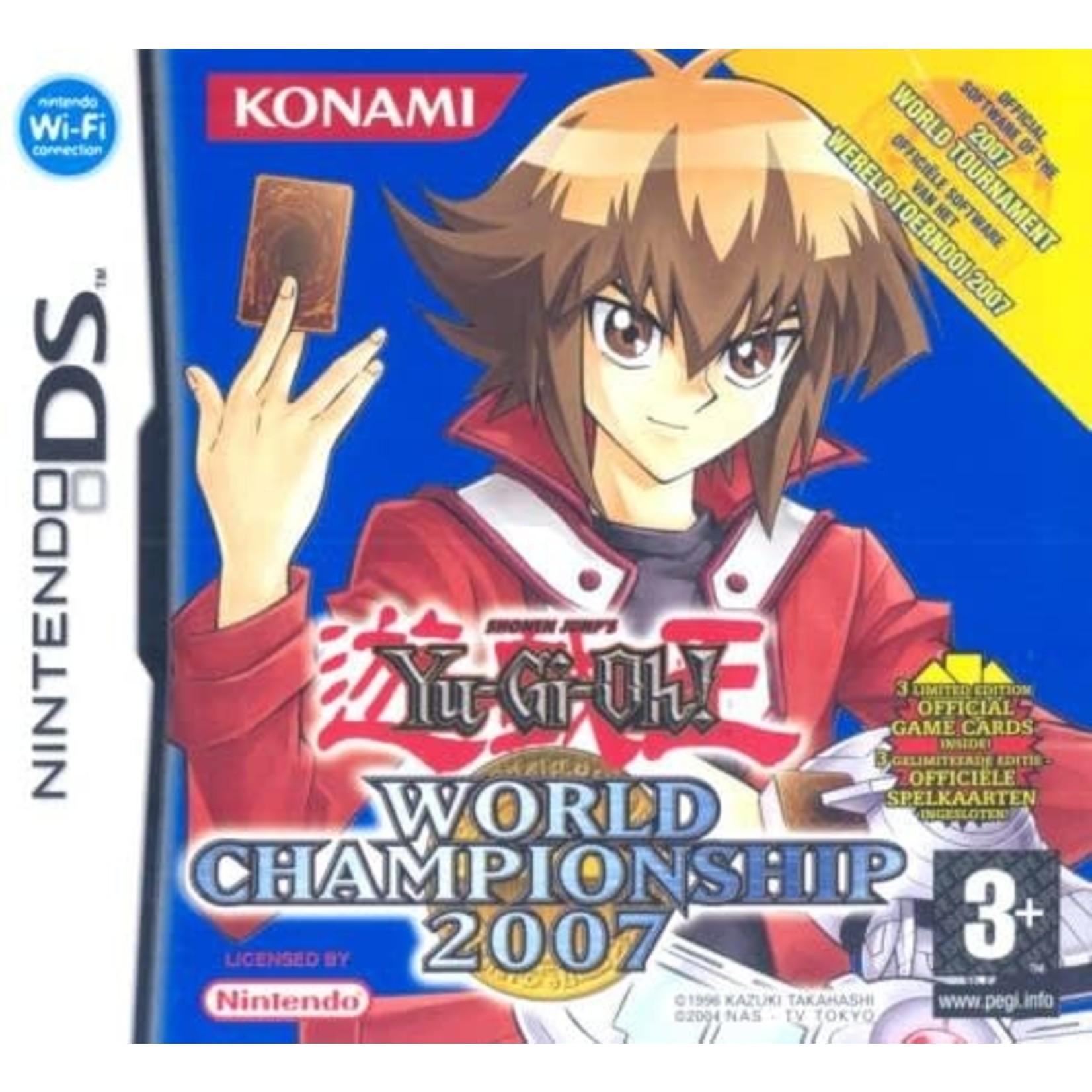 DSU-Yu Gi Oh World Championship 2007