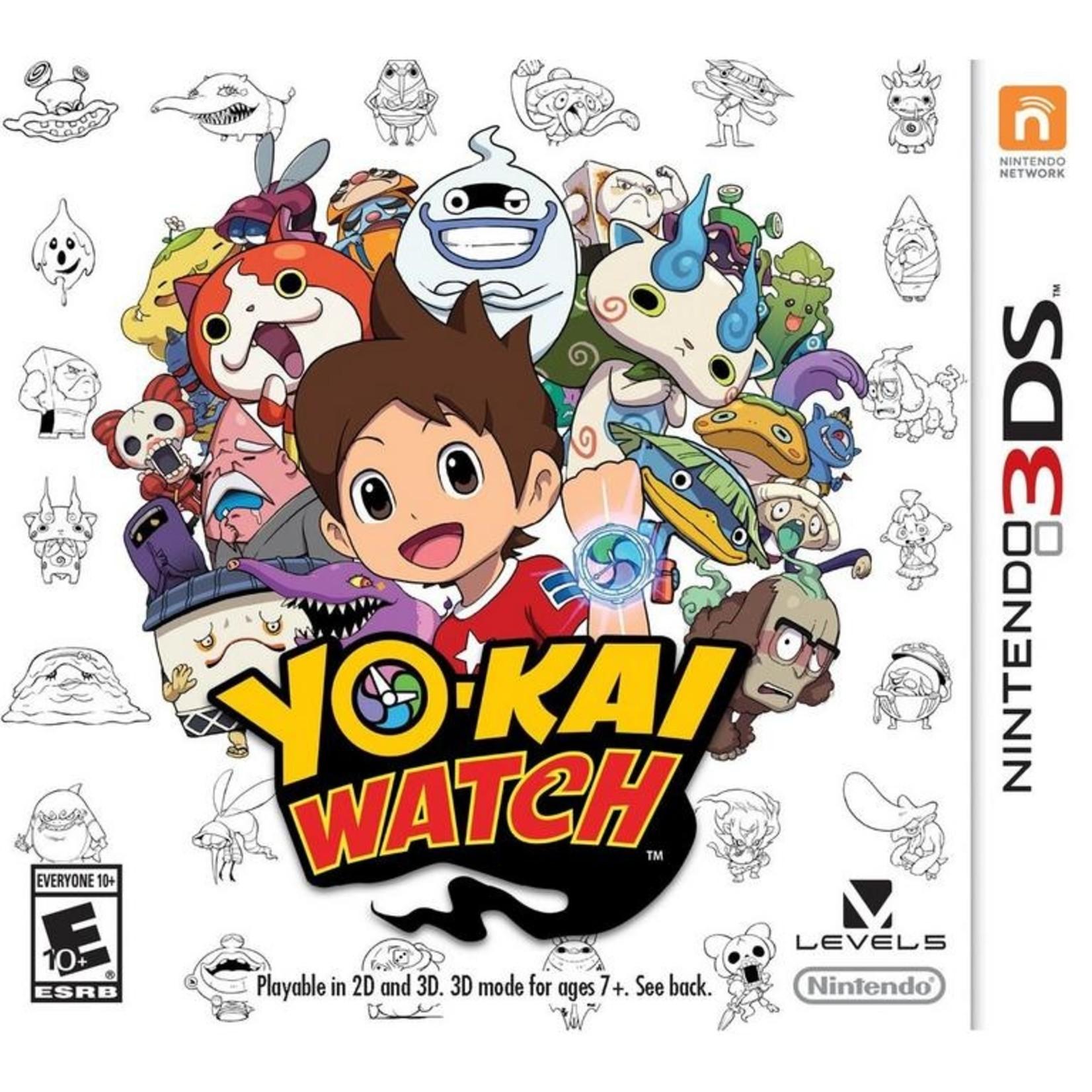 3DS-YO-KAI WATCH