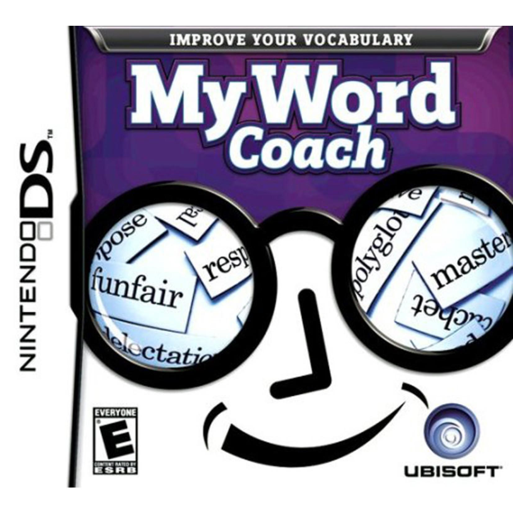 DSU-MY WORD COACH