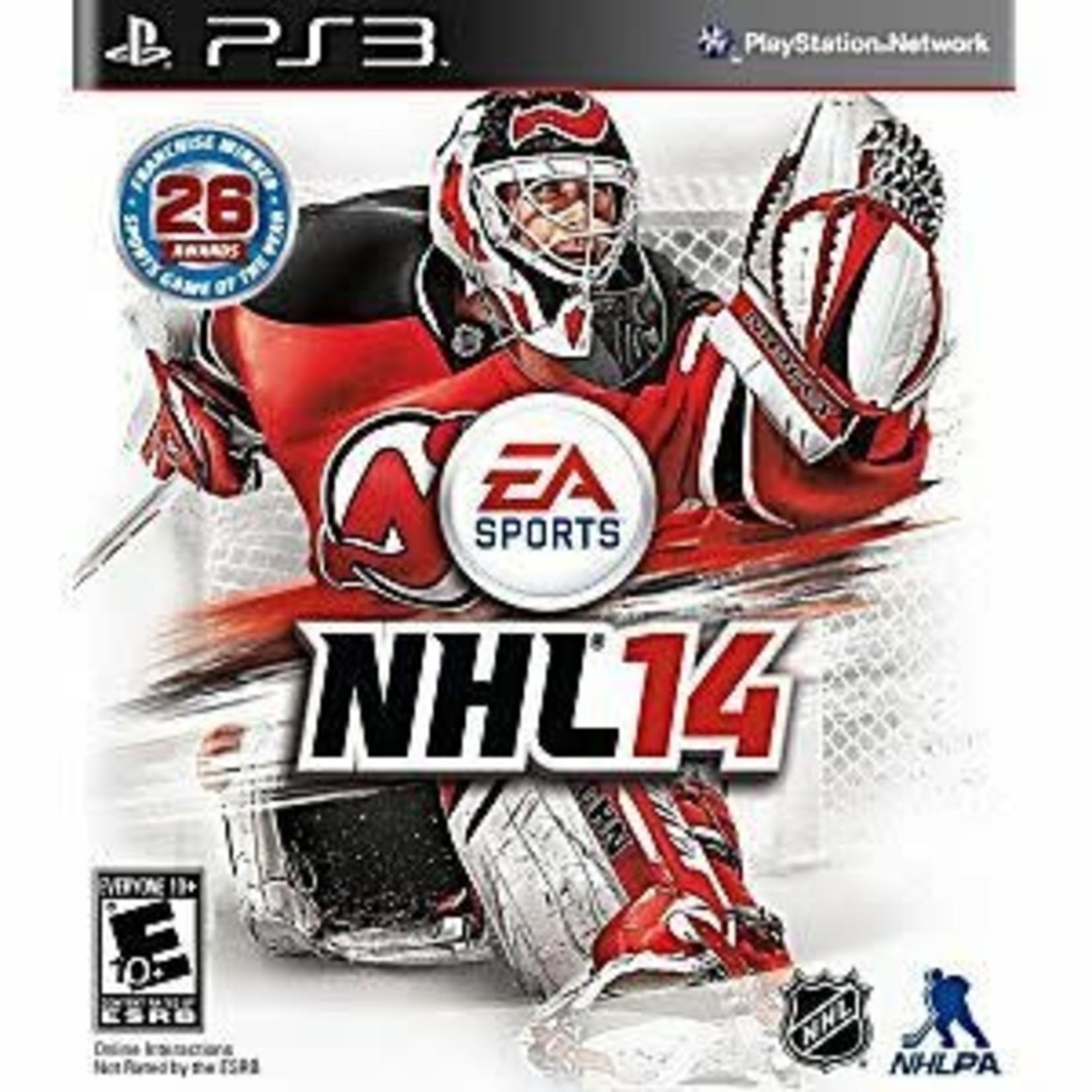PS3U-NHL 14