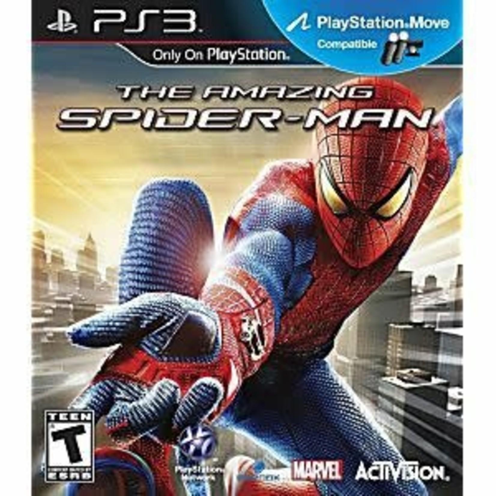 PS3U-THE AMAZING SPIDER-MAN
