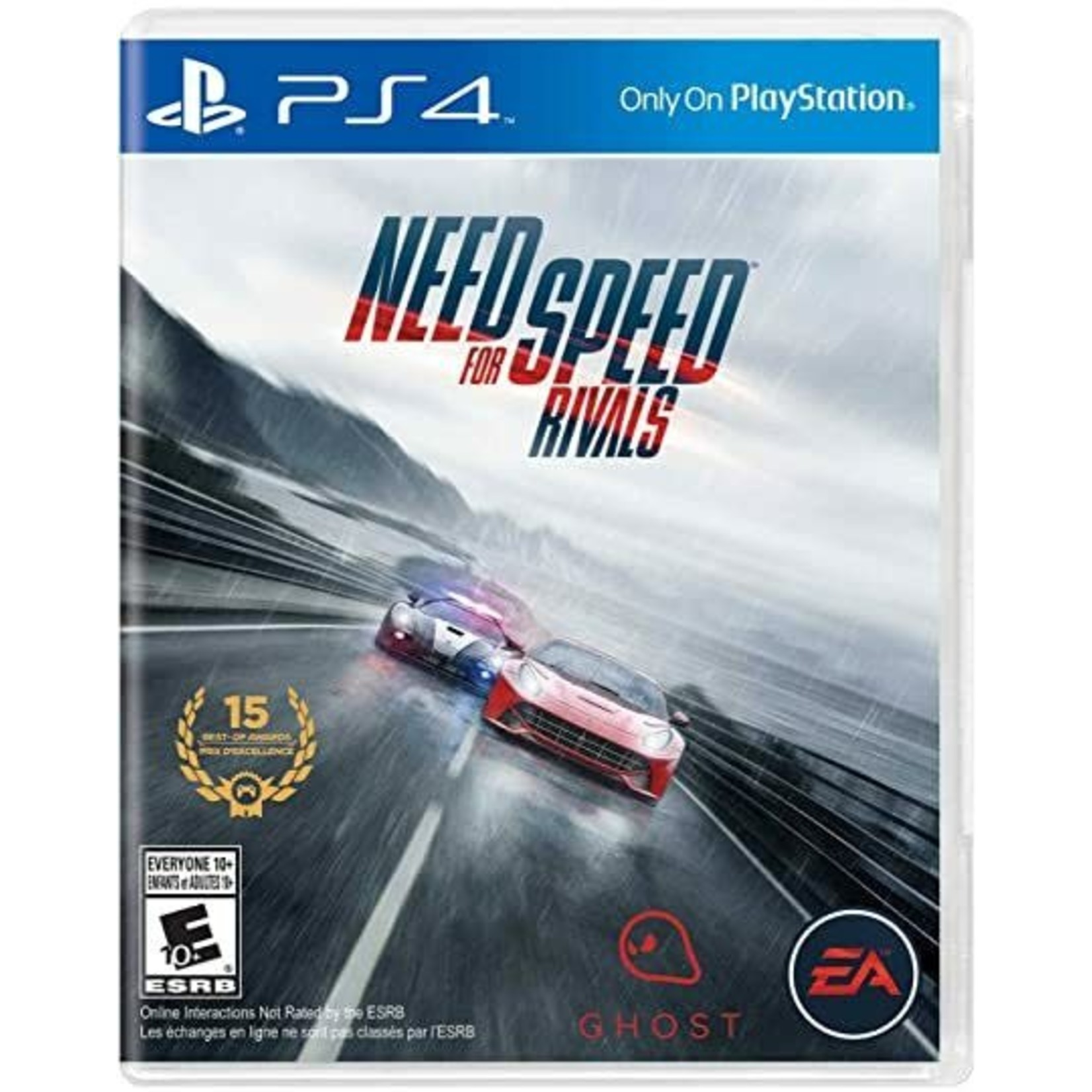 PS4U-NEED FOR SPEED: RIVALS