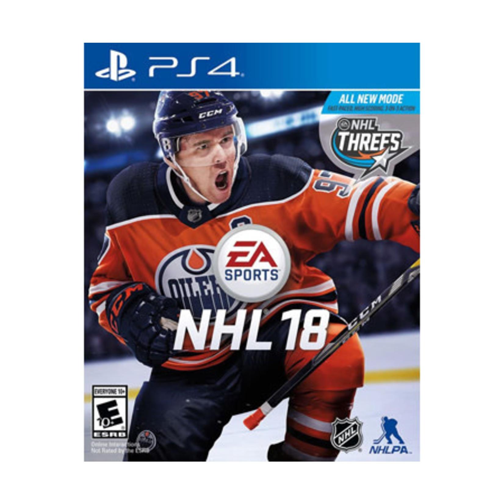 PS4U-NHL 18