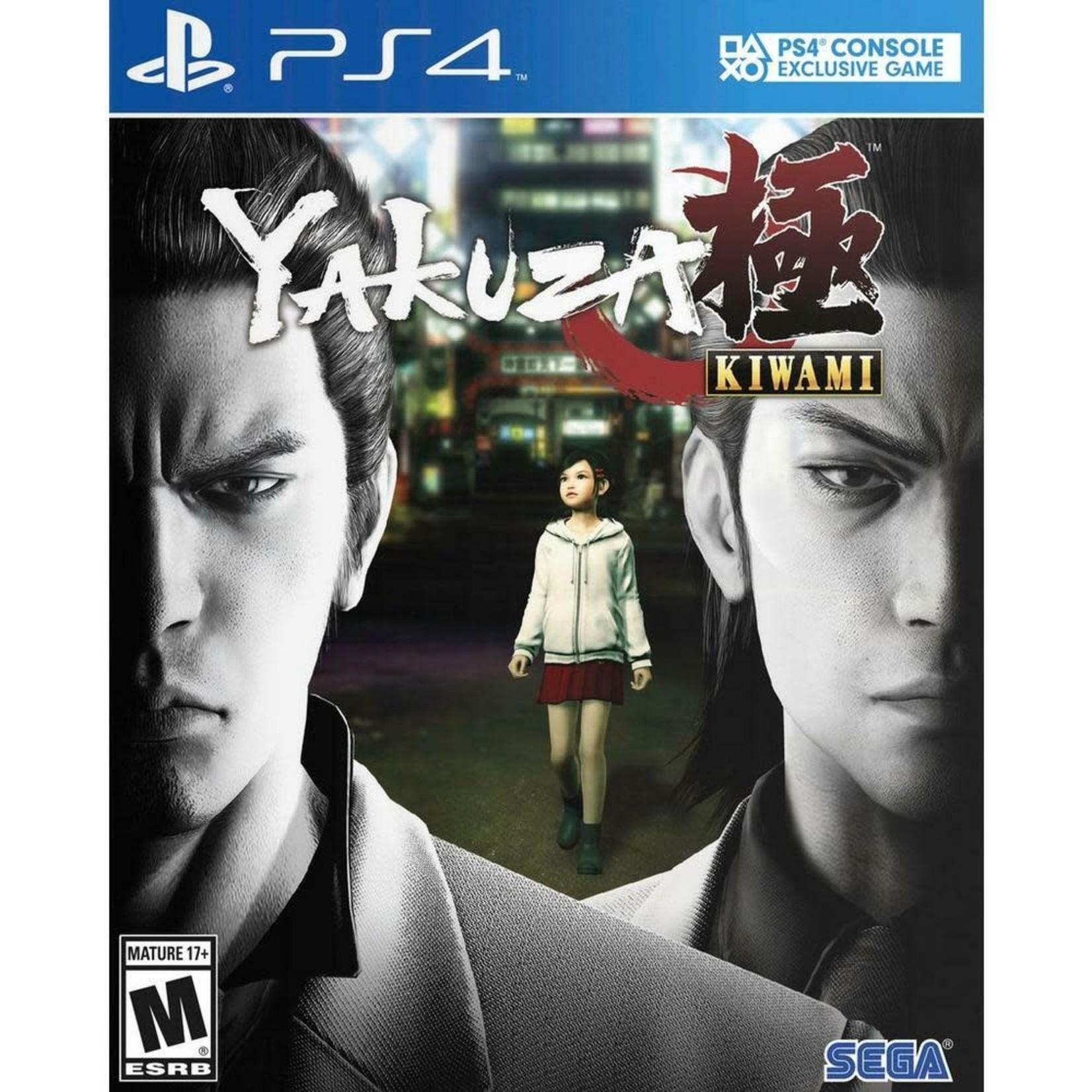 PS4U-YAKUZA KIWAMI