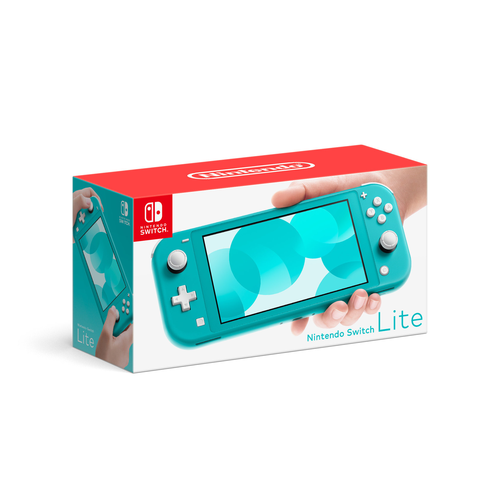 SYSTEM-NINTENDO SWITCH LITE TURQUOISE
