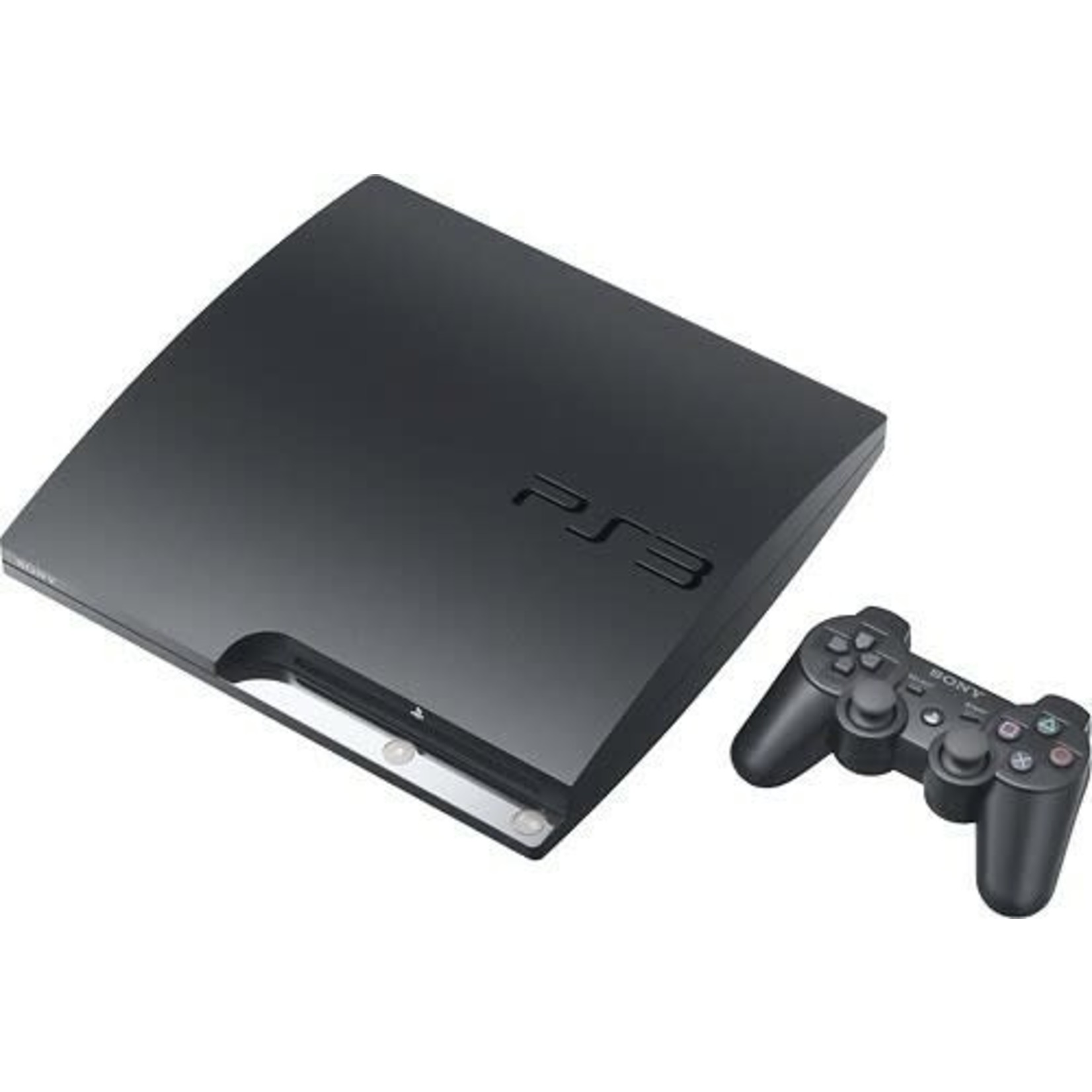 SYSTEM-USED PS3S 160GB