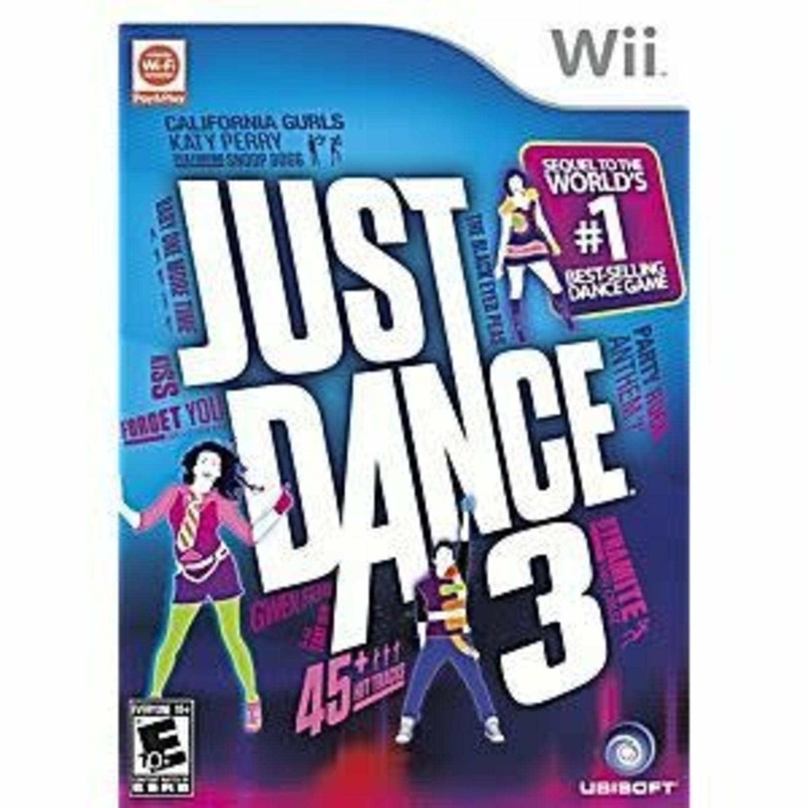 WIIUSD-JUST DANCE 3