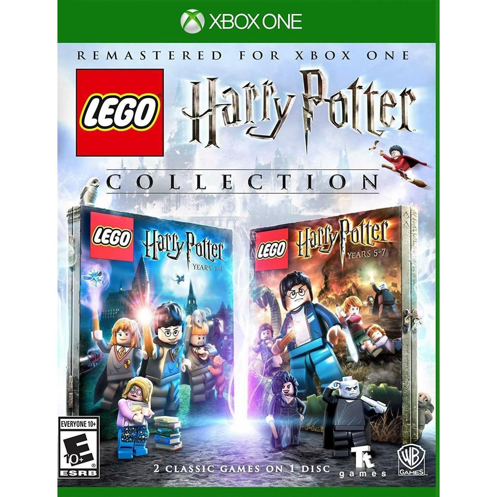 XB1U-LEGO HARRY POTTER COLLECTION
