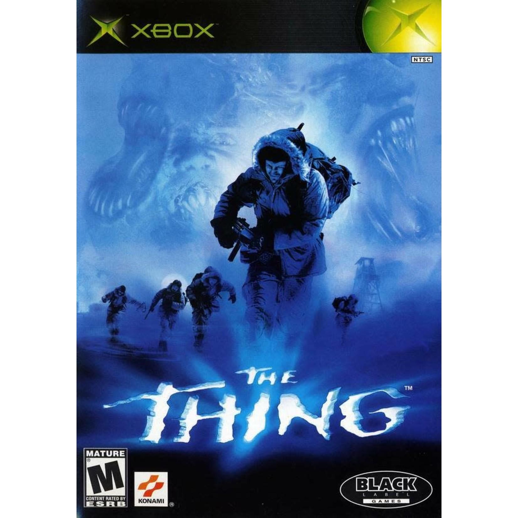 XBU-THE THING