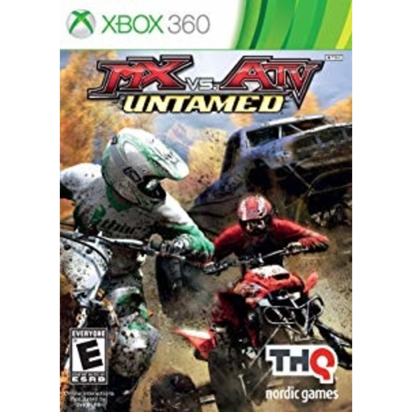X3U-MX VS ATV: UNTAMED