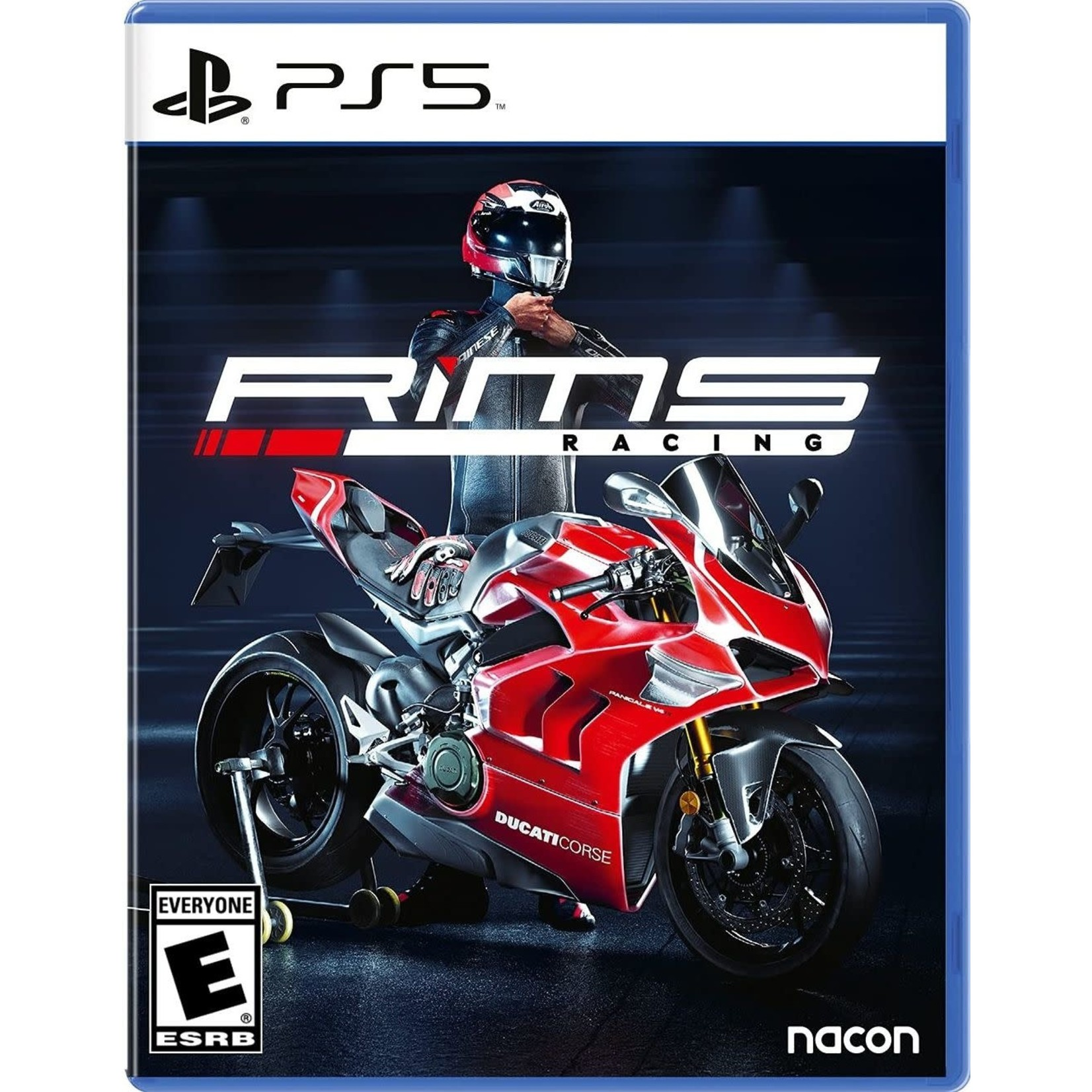 PS5-RiMS Racing Sim