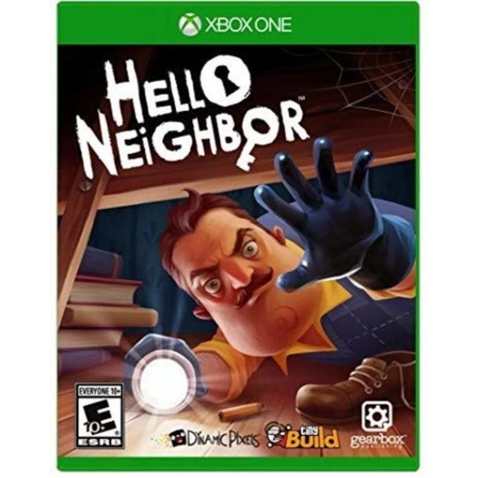 XB1-HELLO NEIGHBOR