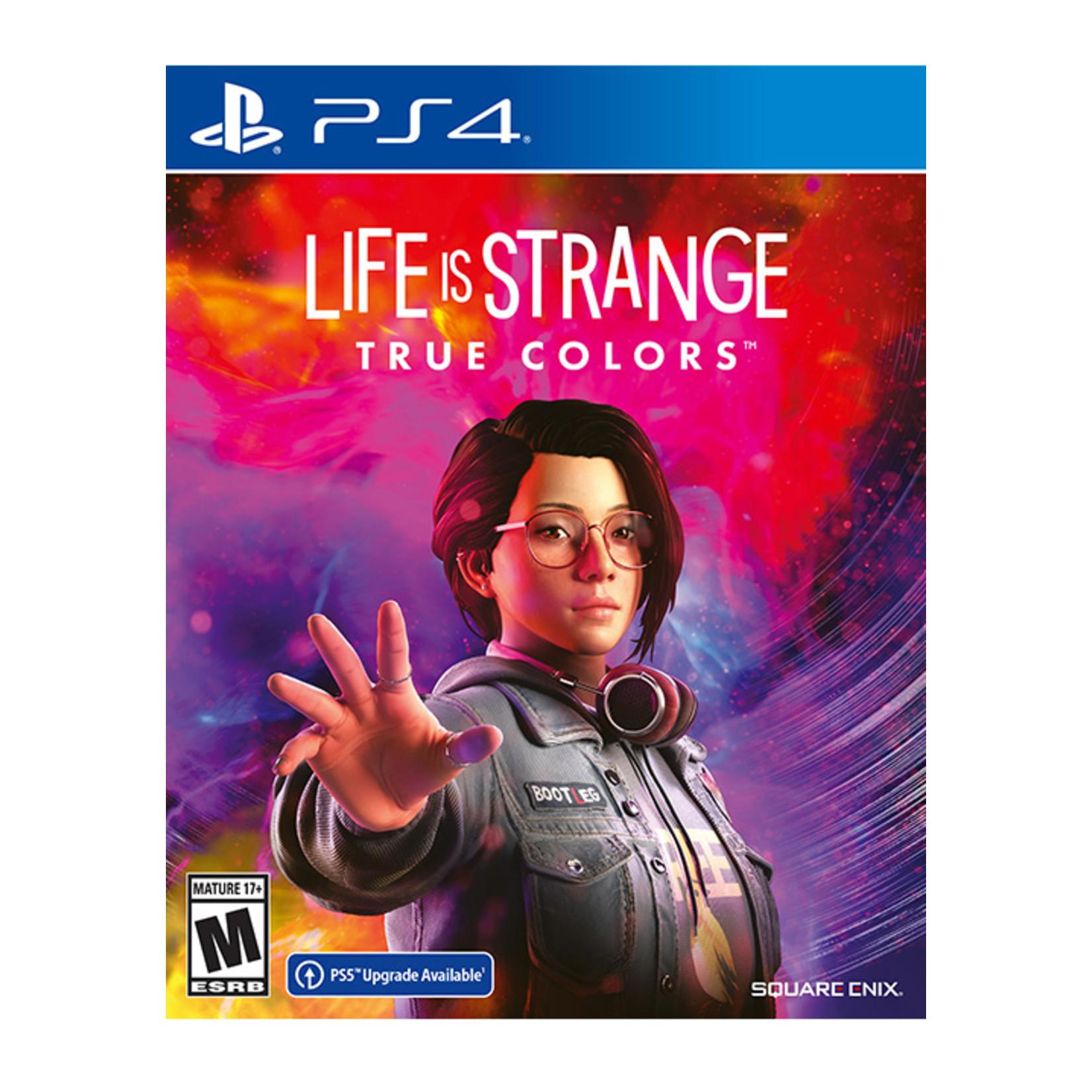 PS4-Life is Strange: True Colors