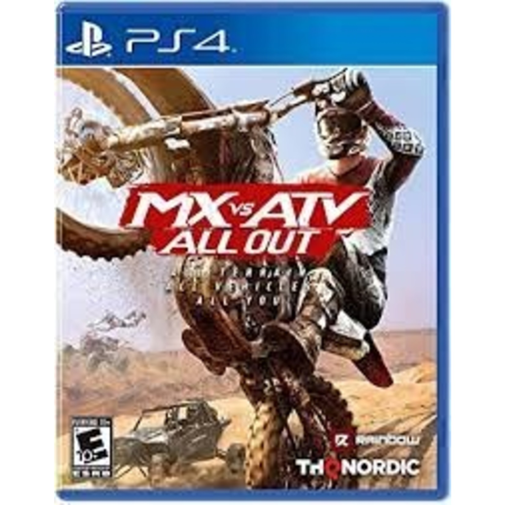 PS4-MX vs ATV ALL OUT 2020