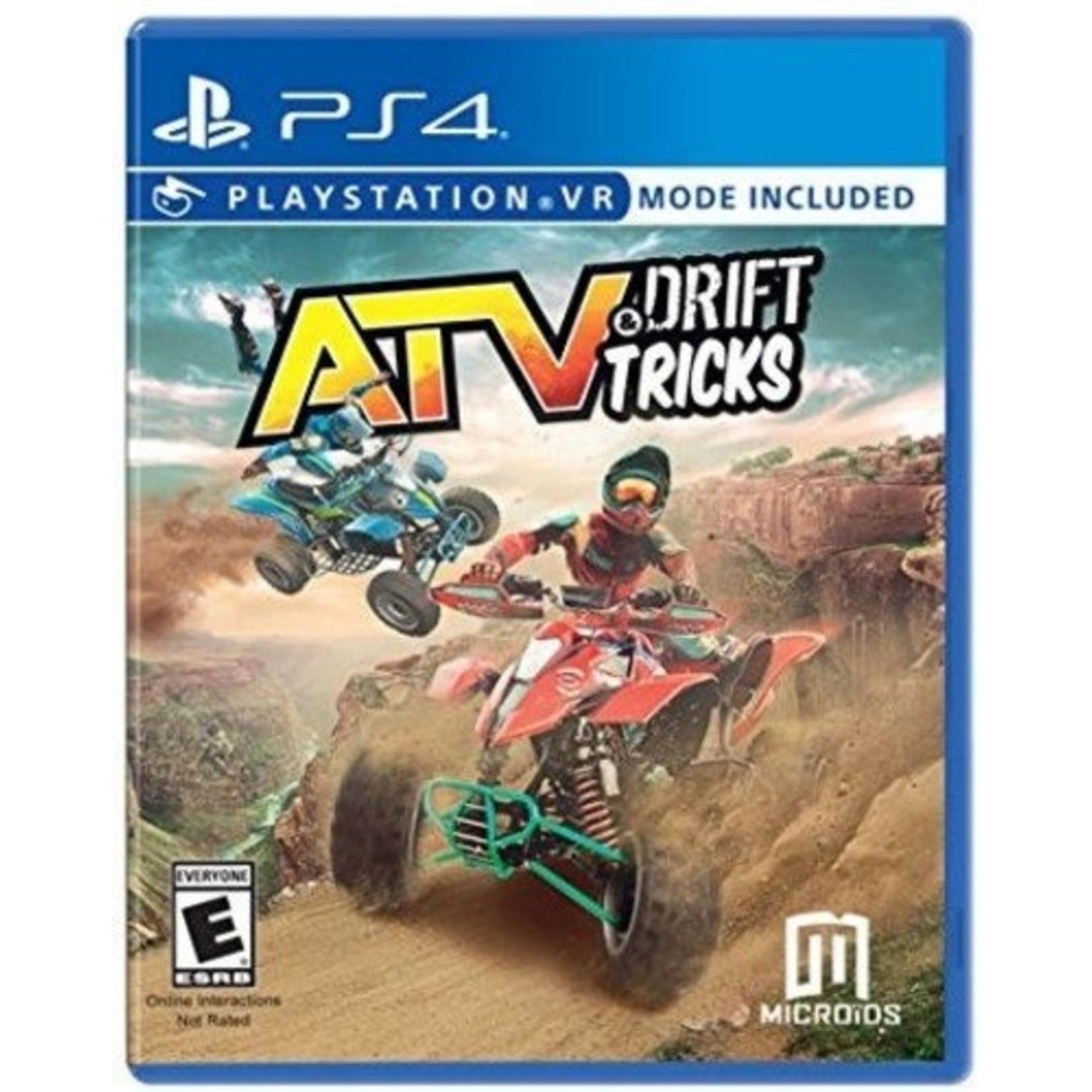 PS4U-ATV DRIFT & TRICKS