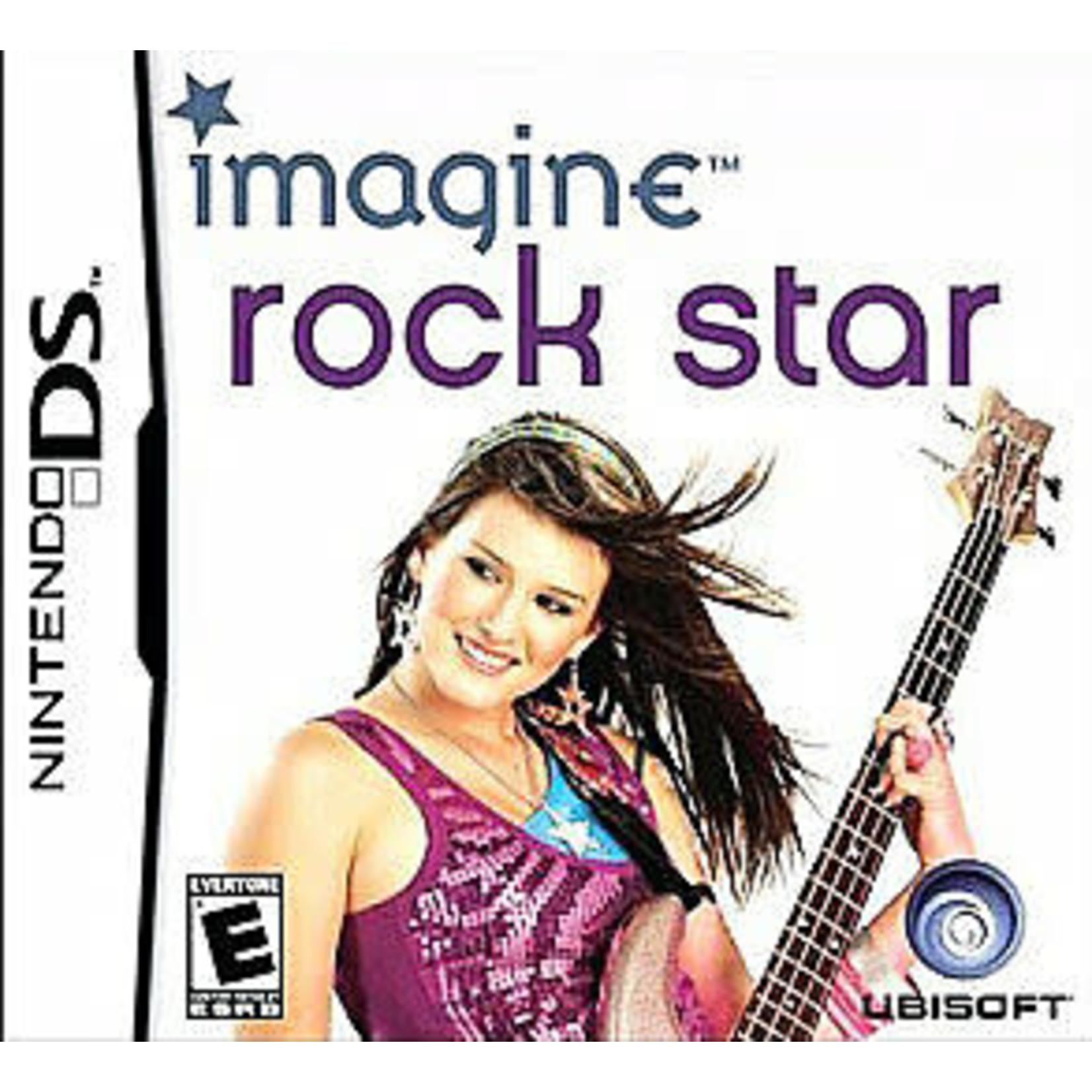 dsu-Imagine rockstar