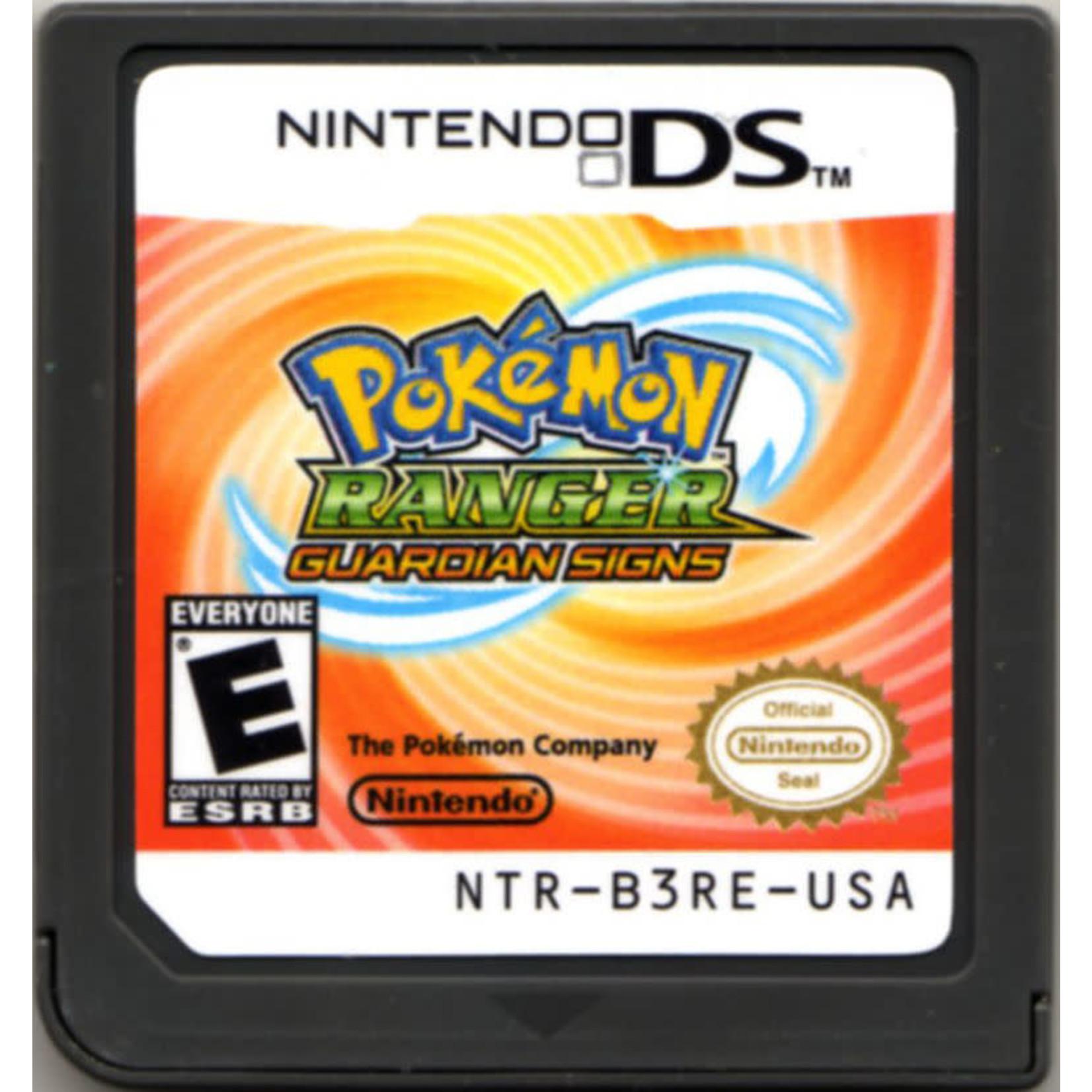 DSU-Pokemon Ranger Guardian Sign (chip)