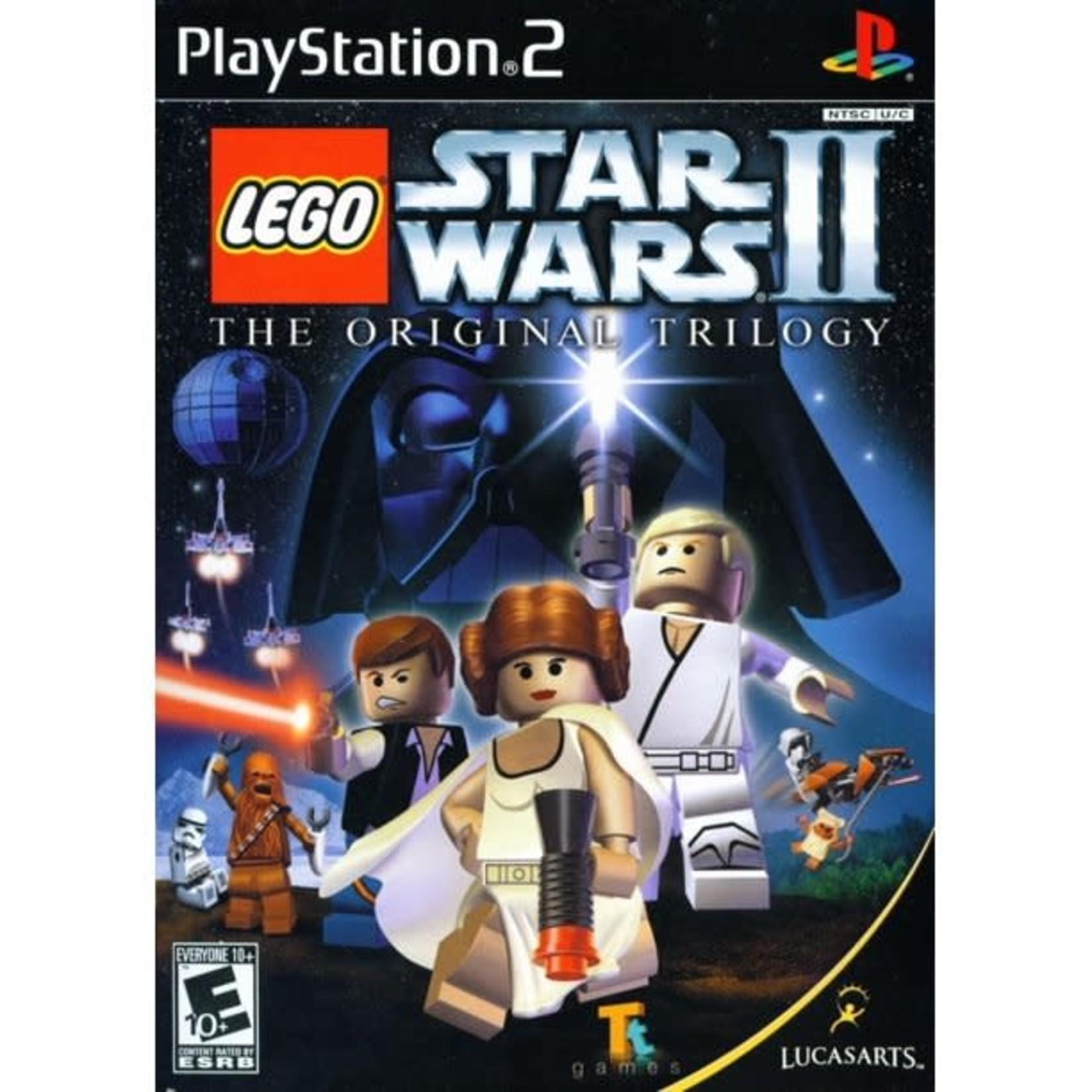PS2U-LEGO STAR WARS II ORIGINAL TRILOGY