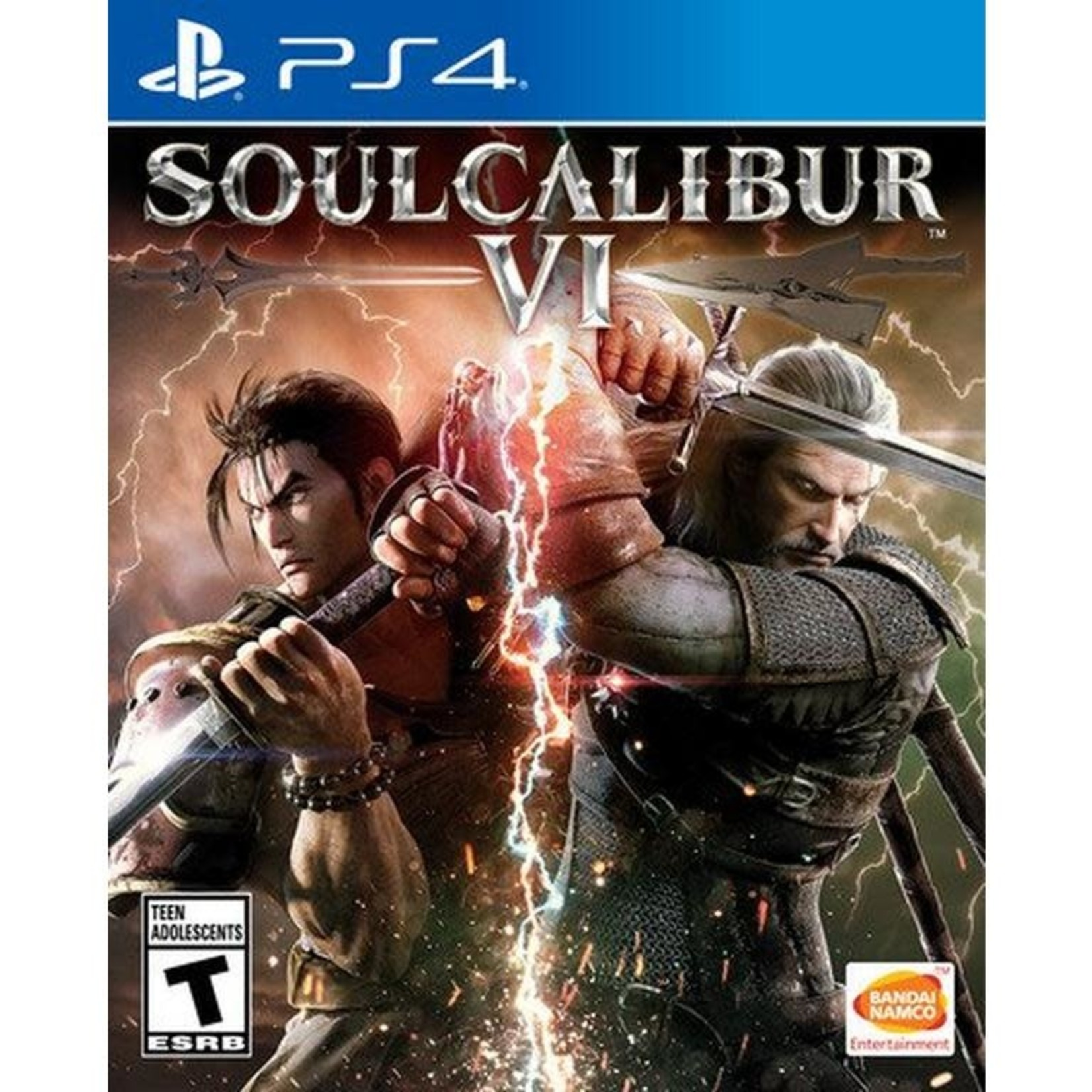 PS4-SOULCALIBUR VI