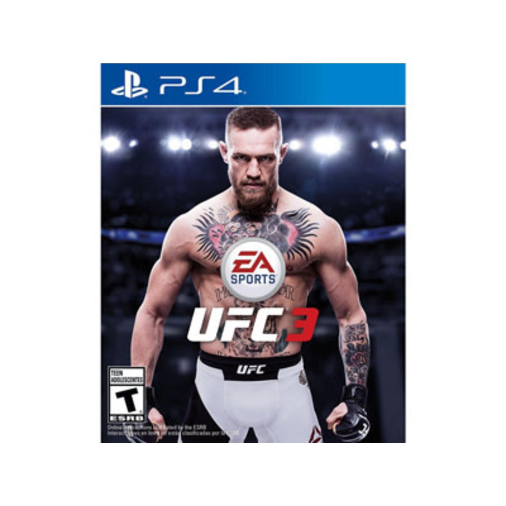 PS4U-EA SPORTS UFC 3